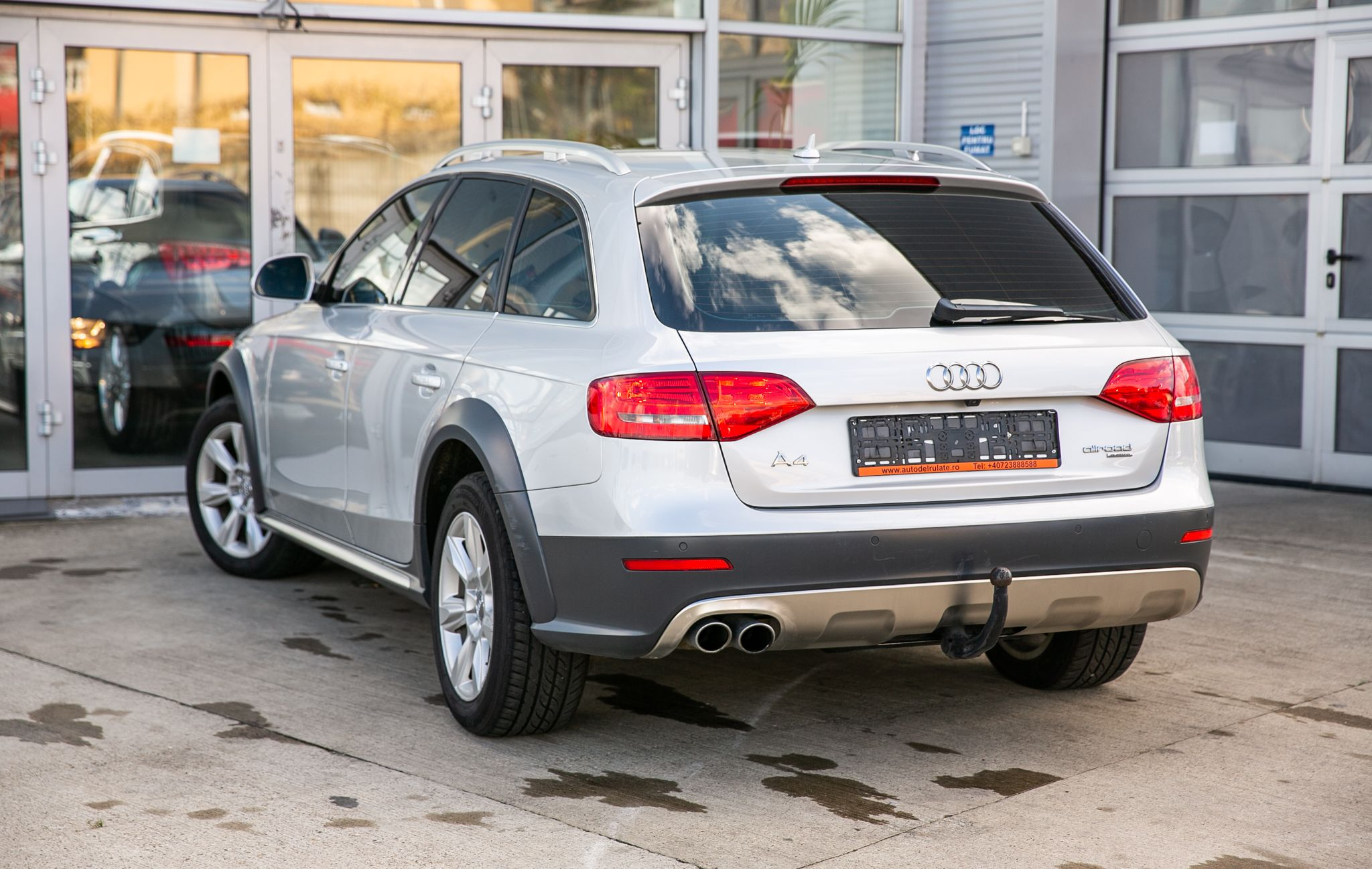 Audi A4 Allroad 2013 Second Hand