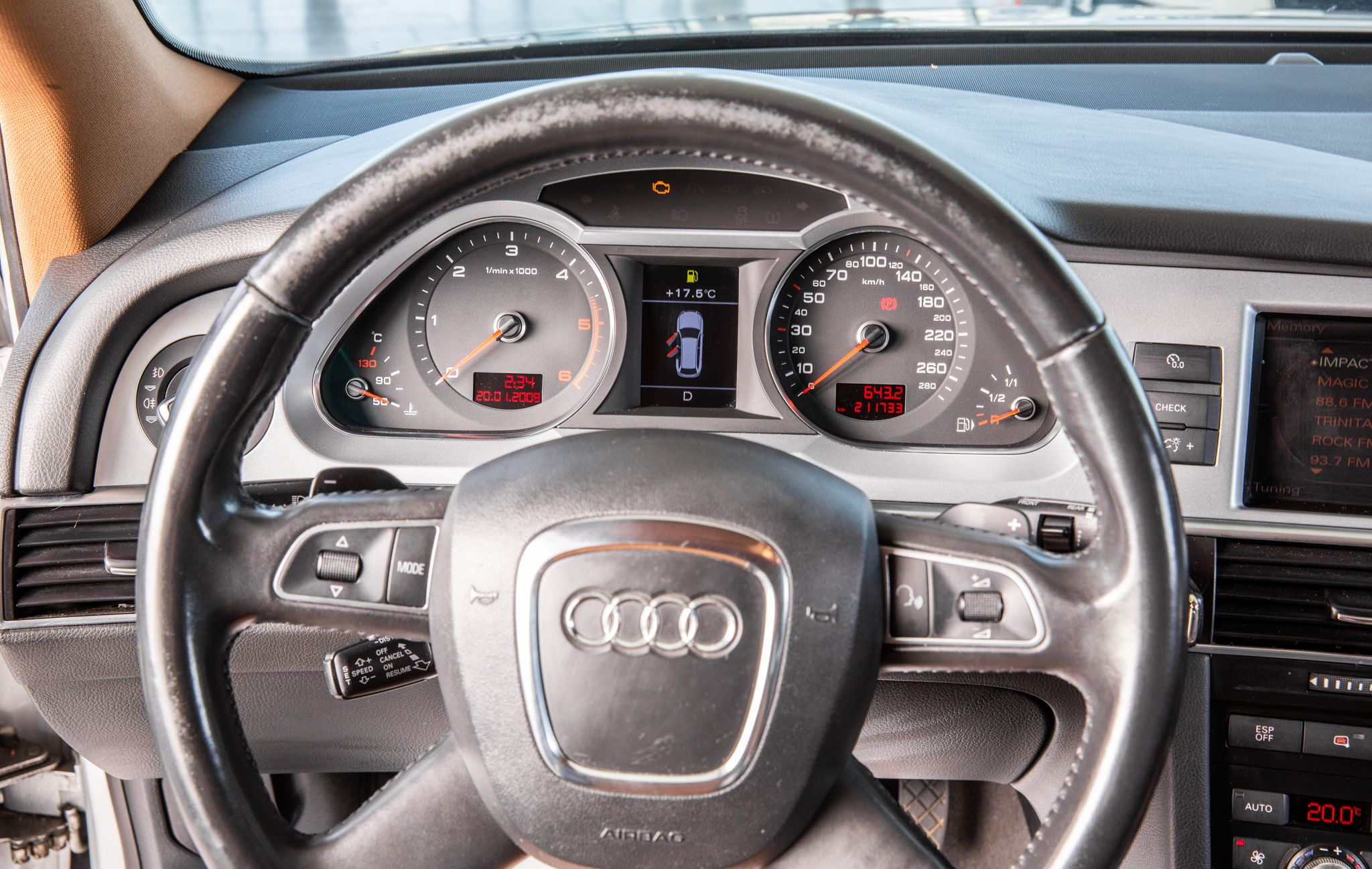 Audi A6 2010 Second Hand