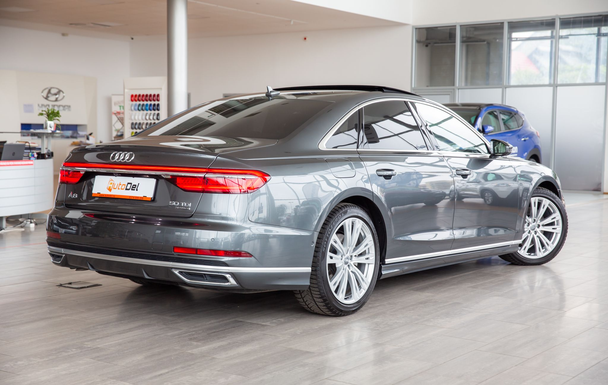 Audi A8 2019 Second Hand