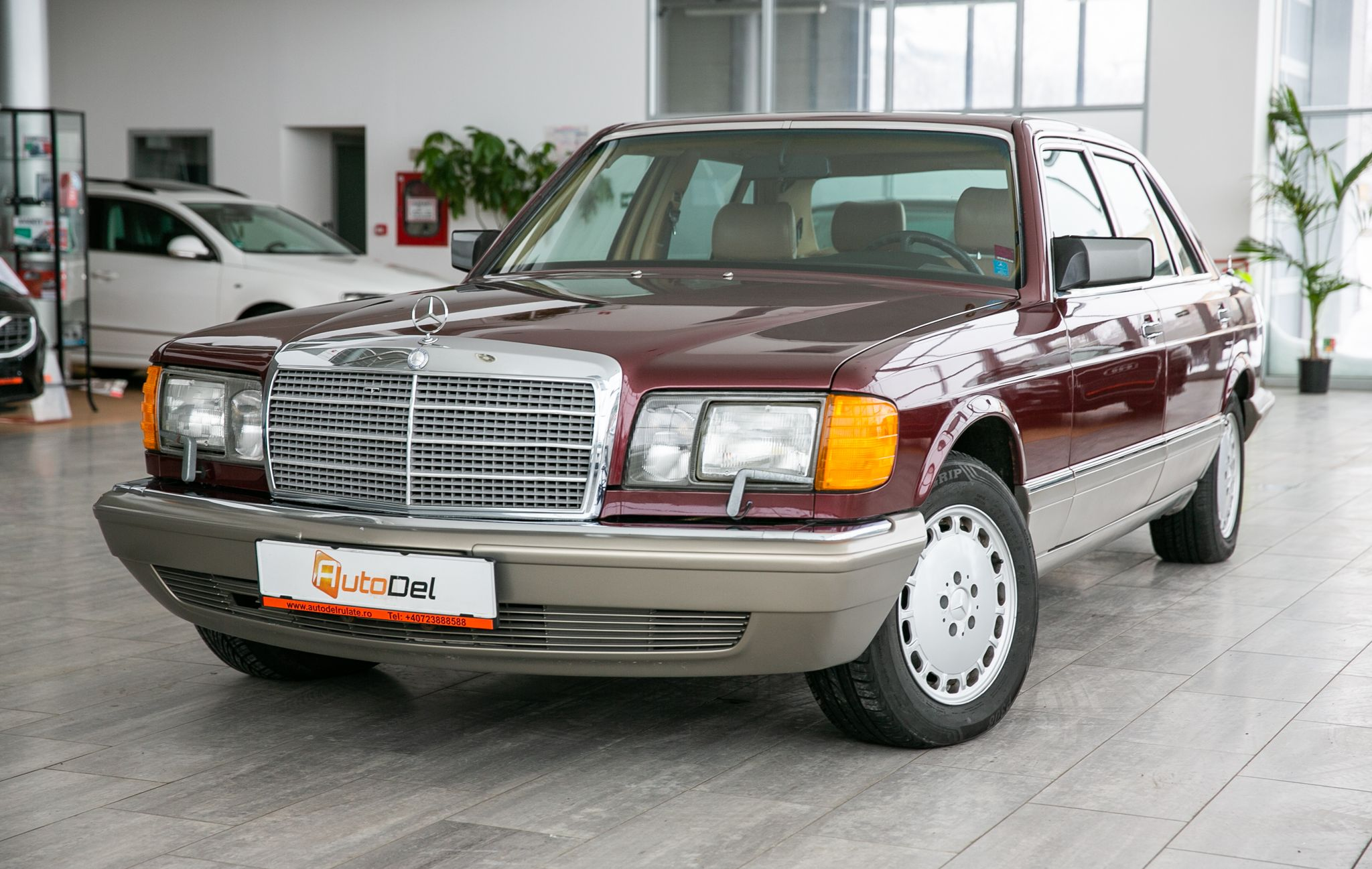 Mercedes-Benz S-Class 1986 Second Hand