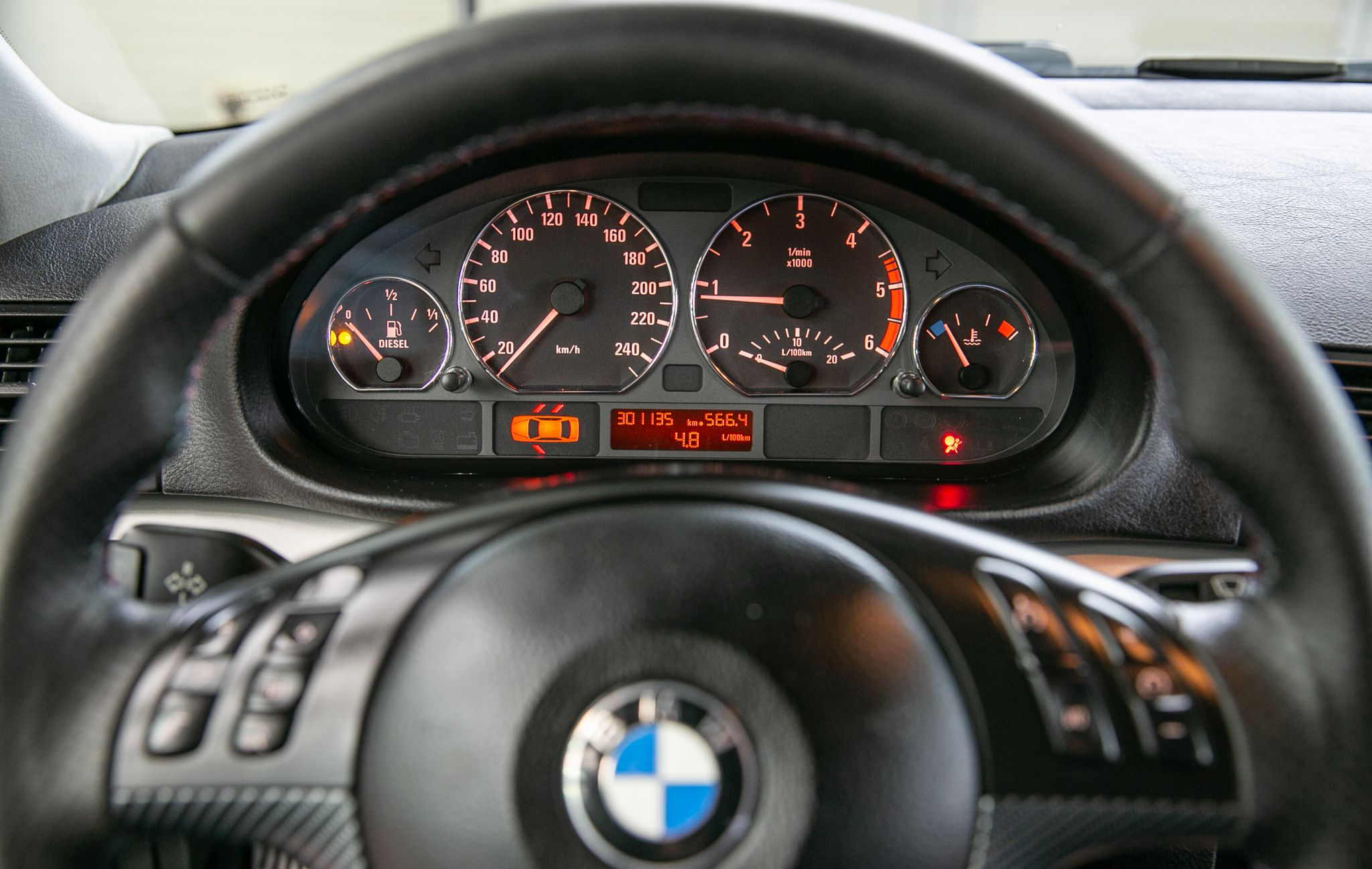 BMW Seria 3 2002 Second Hand
