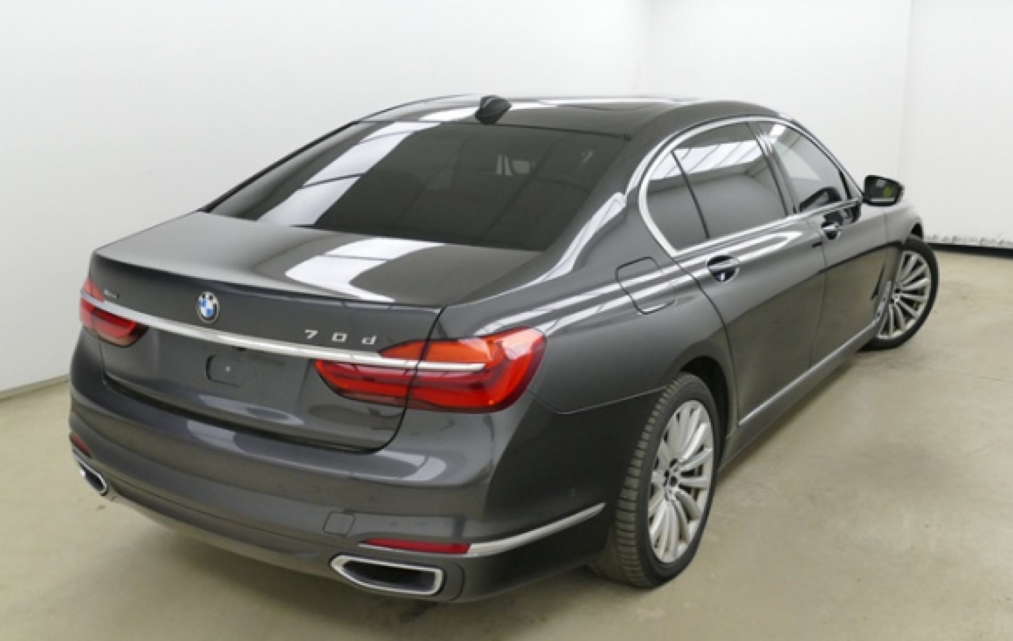 BMW Seria 7 2018 Second Hand