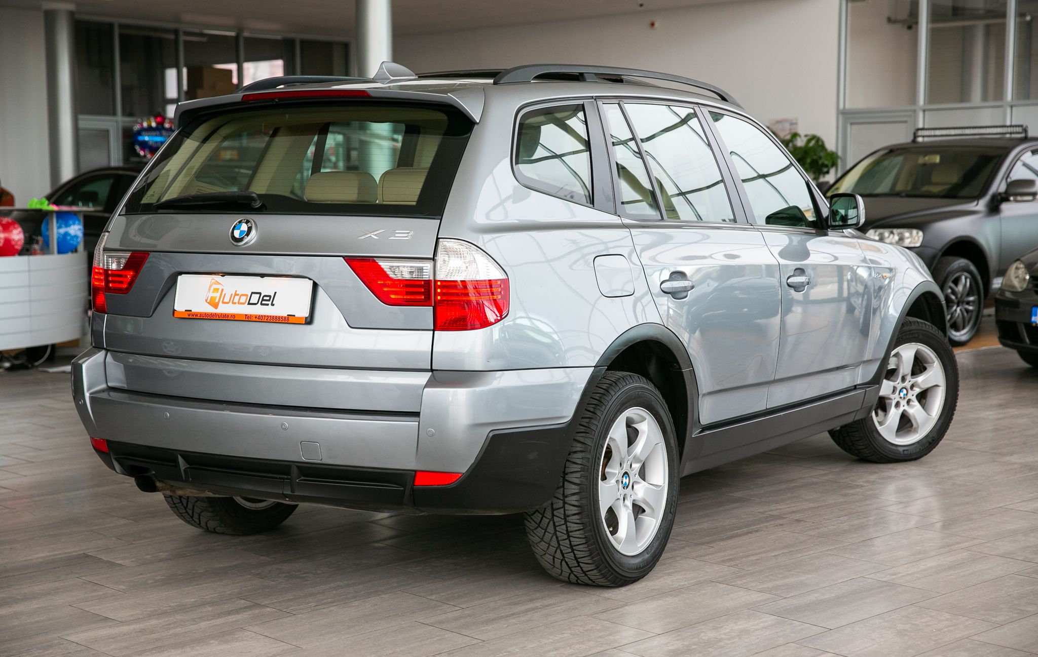 BMW X3 2008 Second Hand