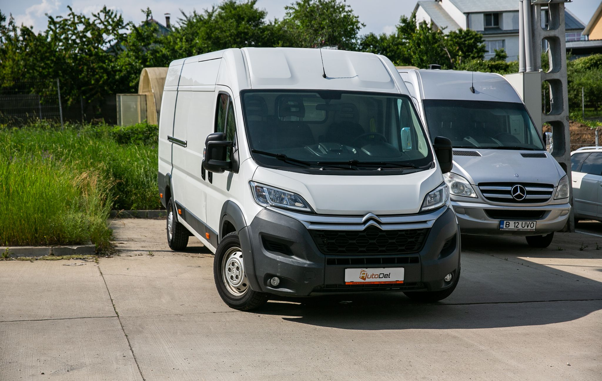 Citroen Jumper 2016 Second Hand