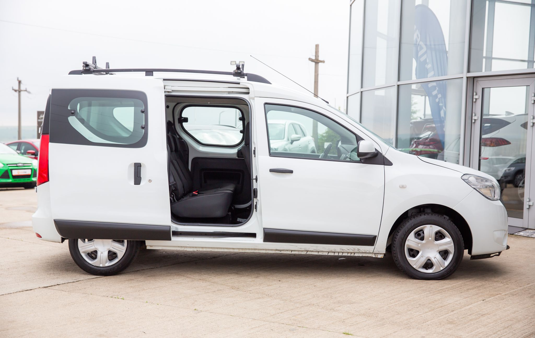 Dacia Dokker 2014 Second Hand