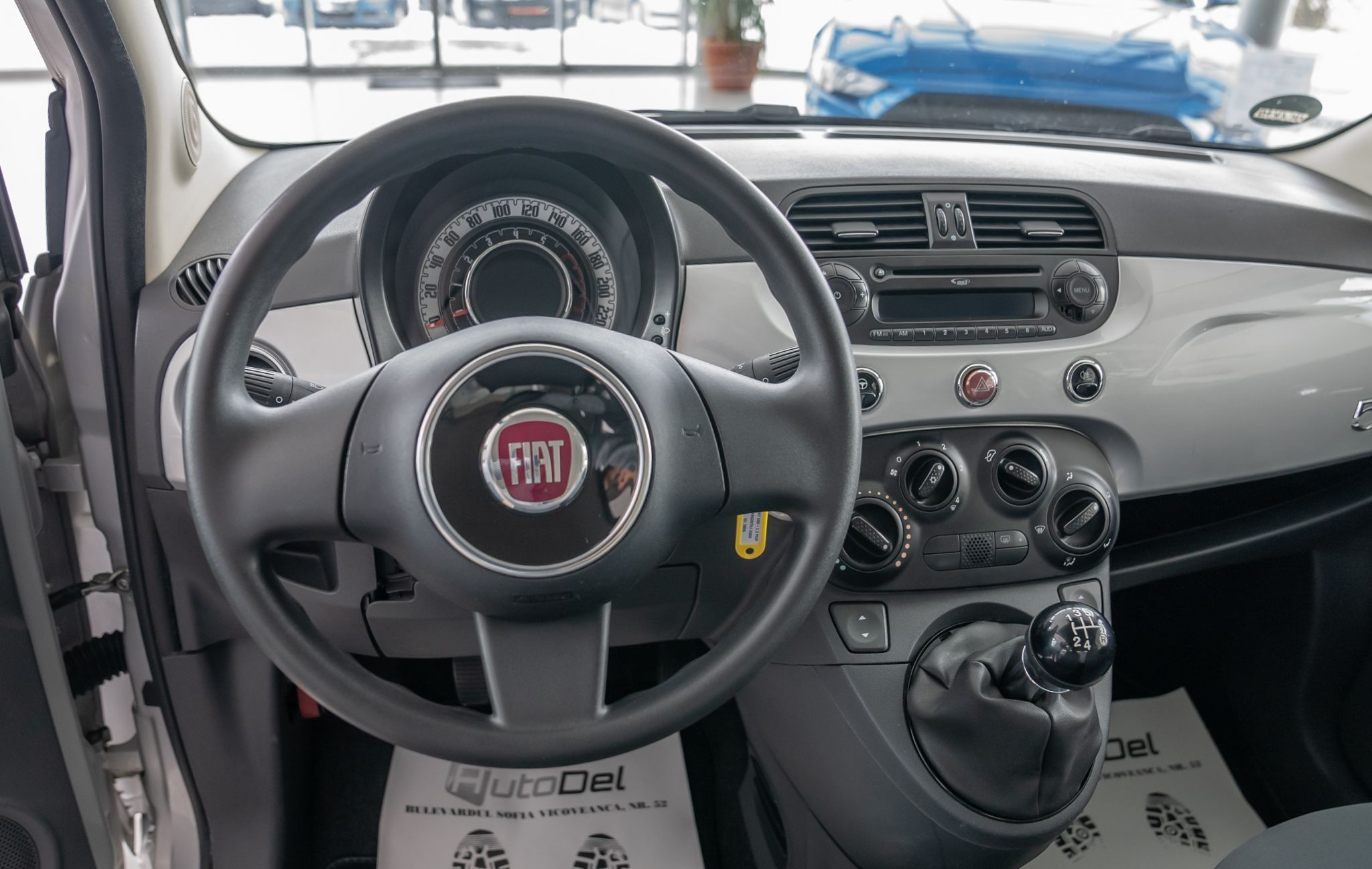 Fiat 500 2009 Second Hand