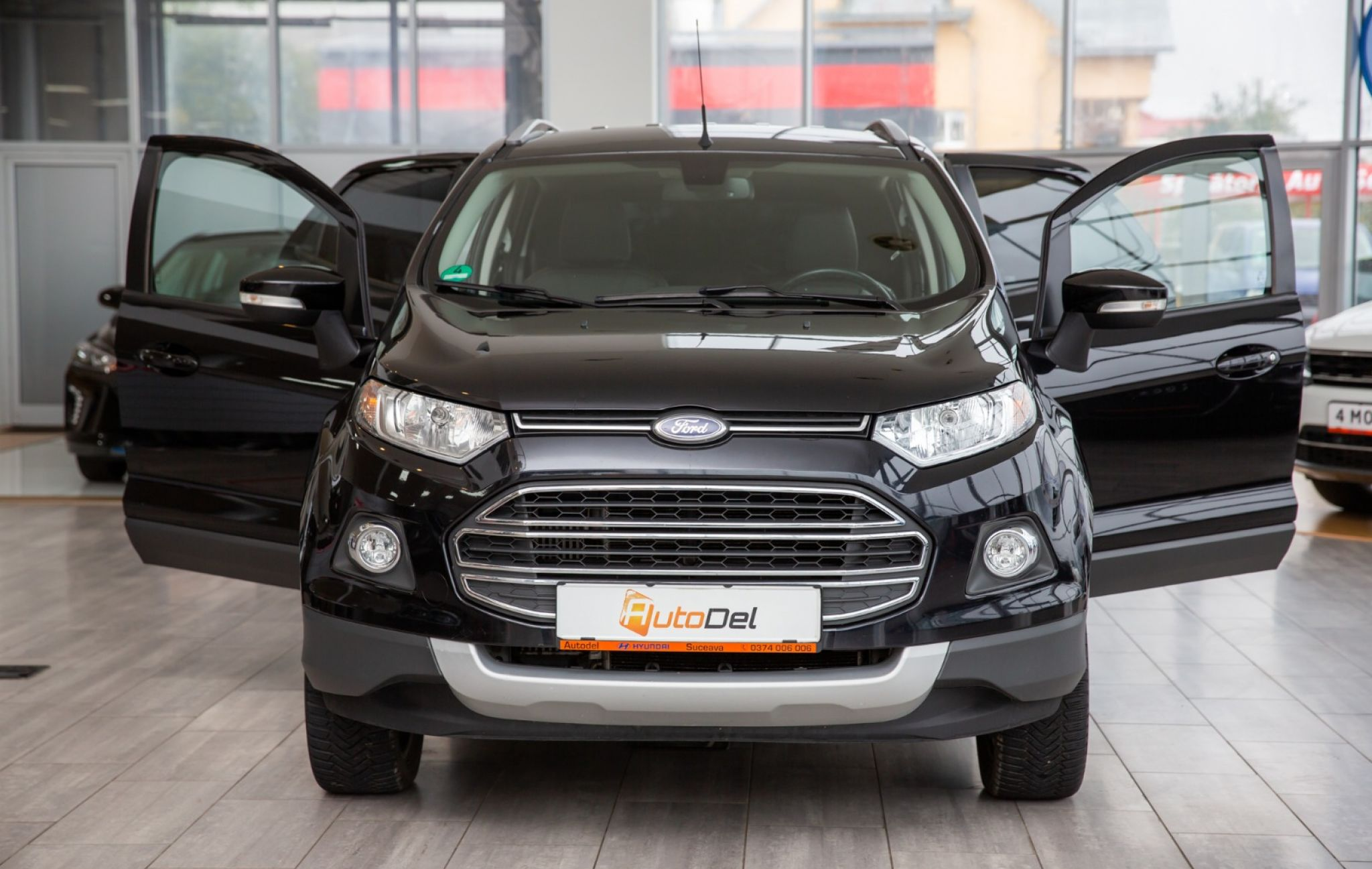 Ford EcoSport 2014 Second Hand