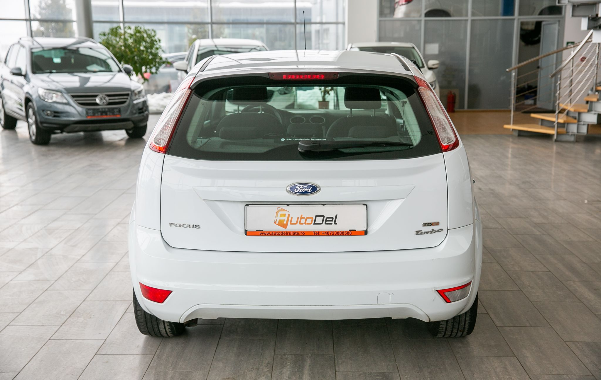 Ford Focus 2009 Second Hand