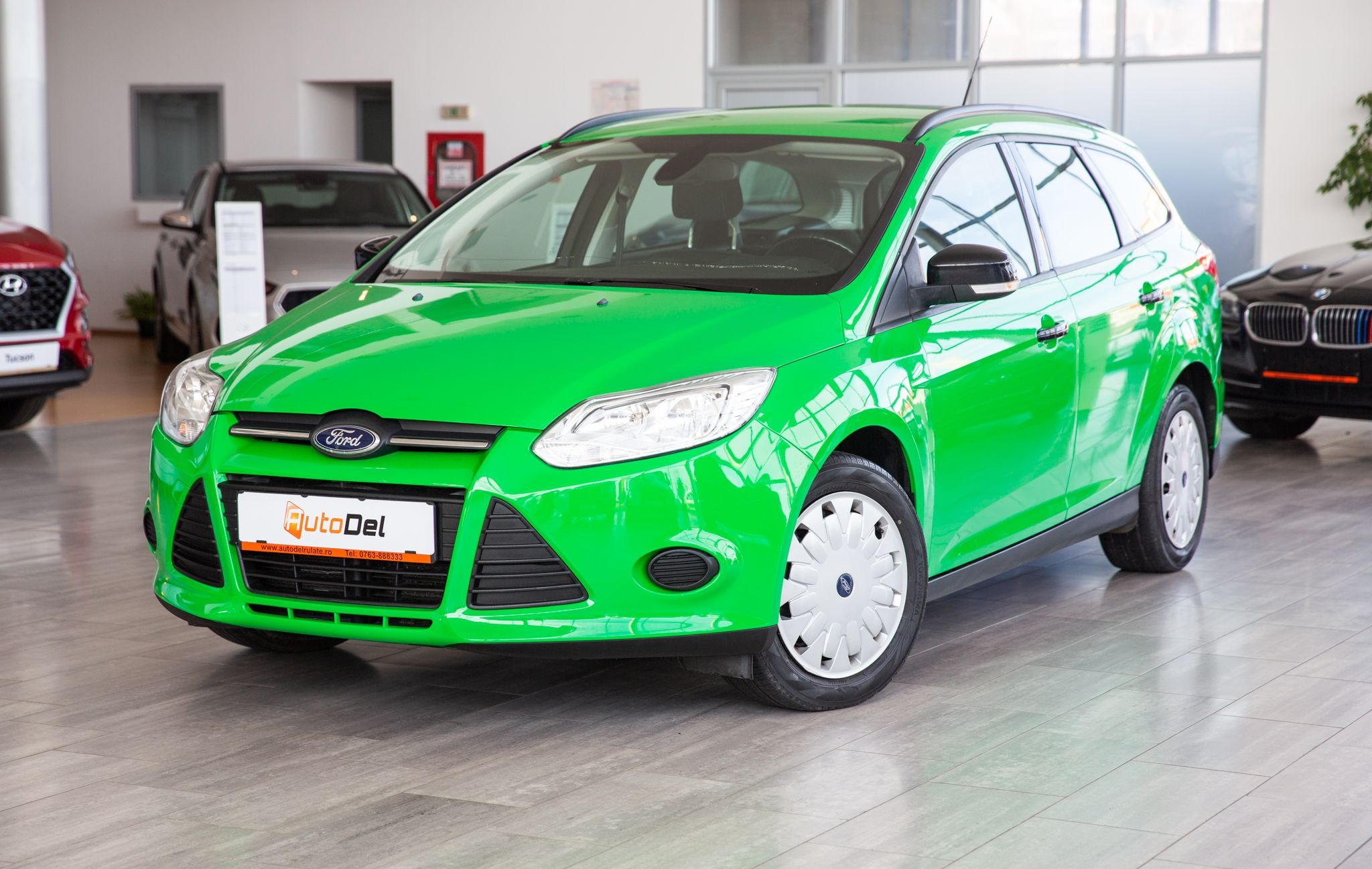 Ford Focus 2013 Second Hand