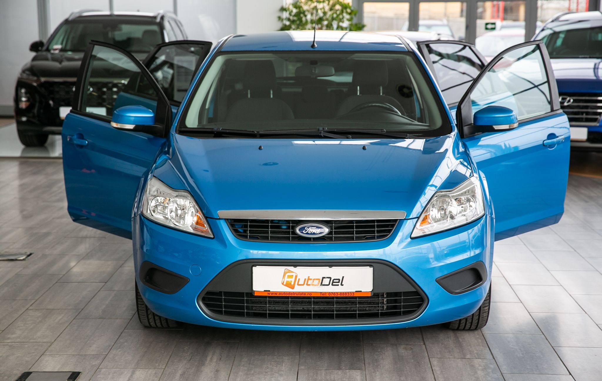 Ford Focus 2008 Second Hand