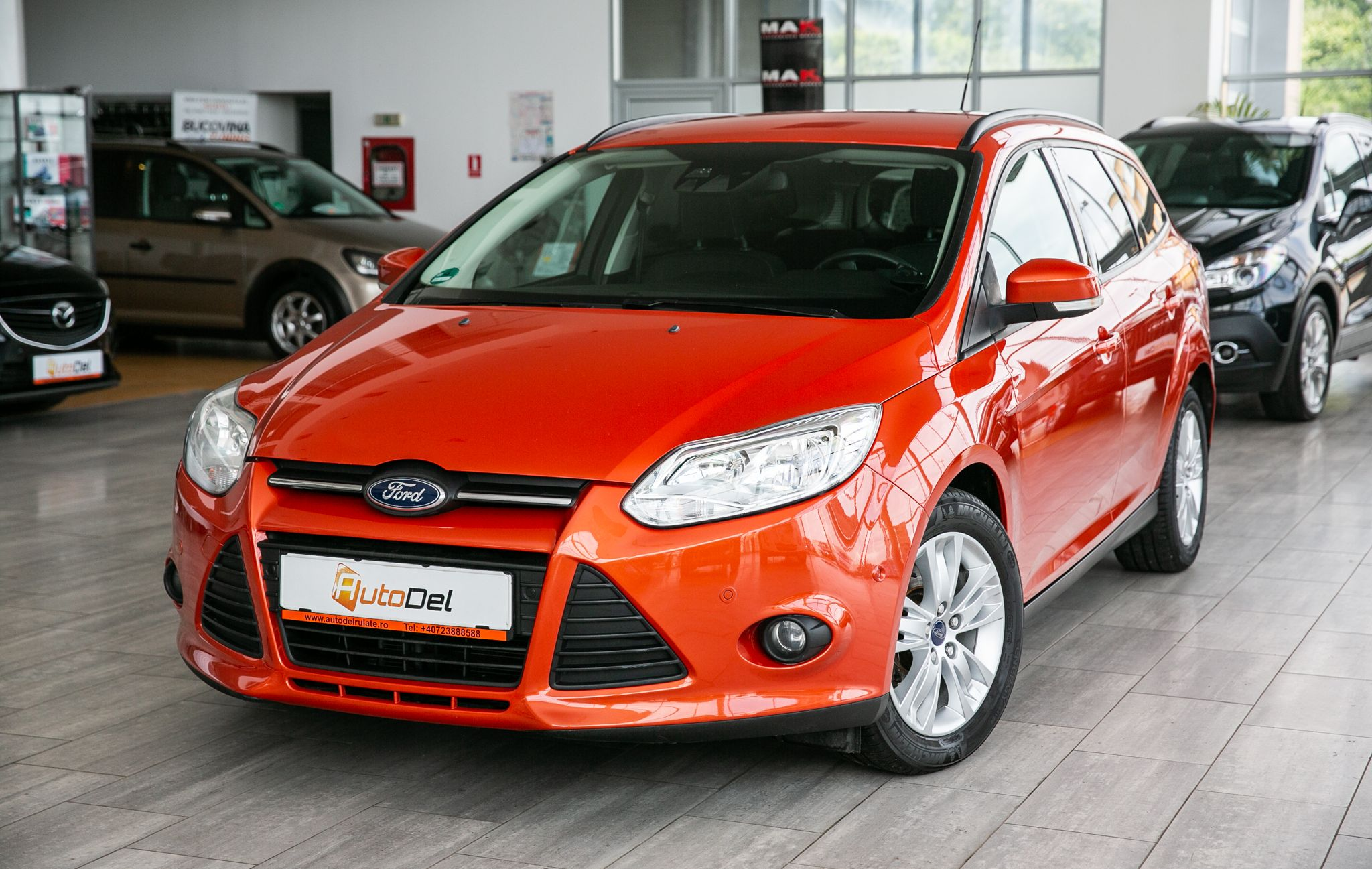 Ford Focus 2011 Second Hand