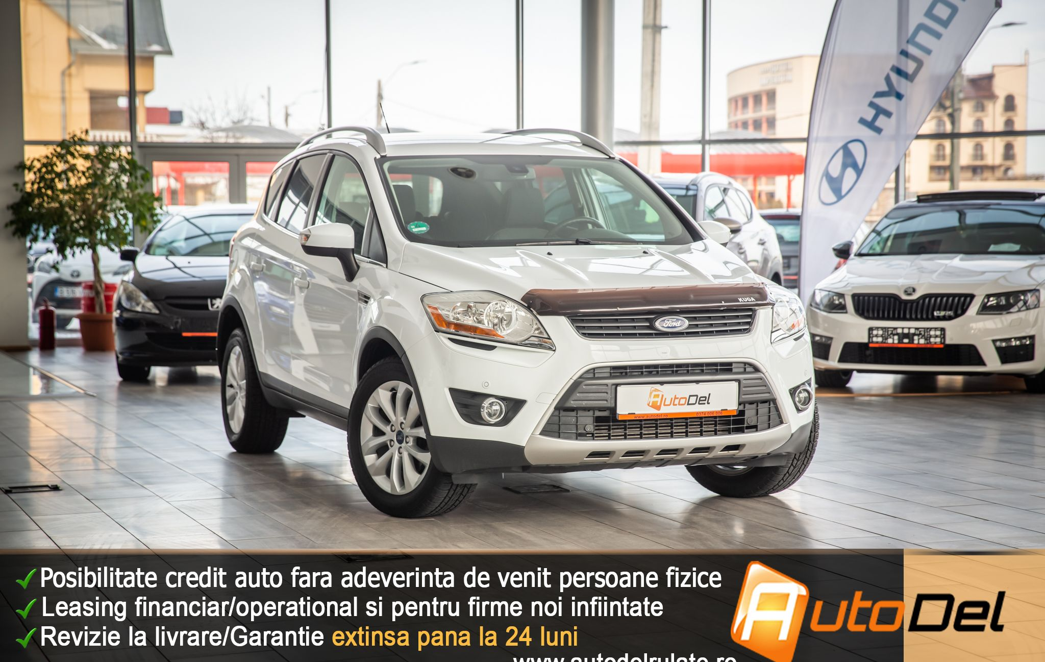 Ford Kuga 2011 Second Hand