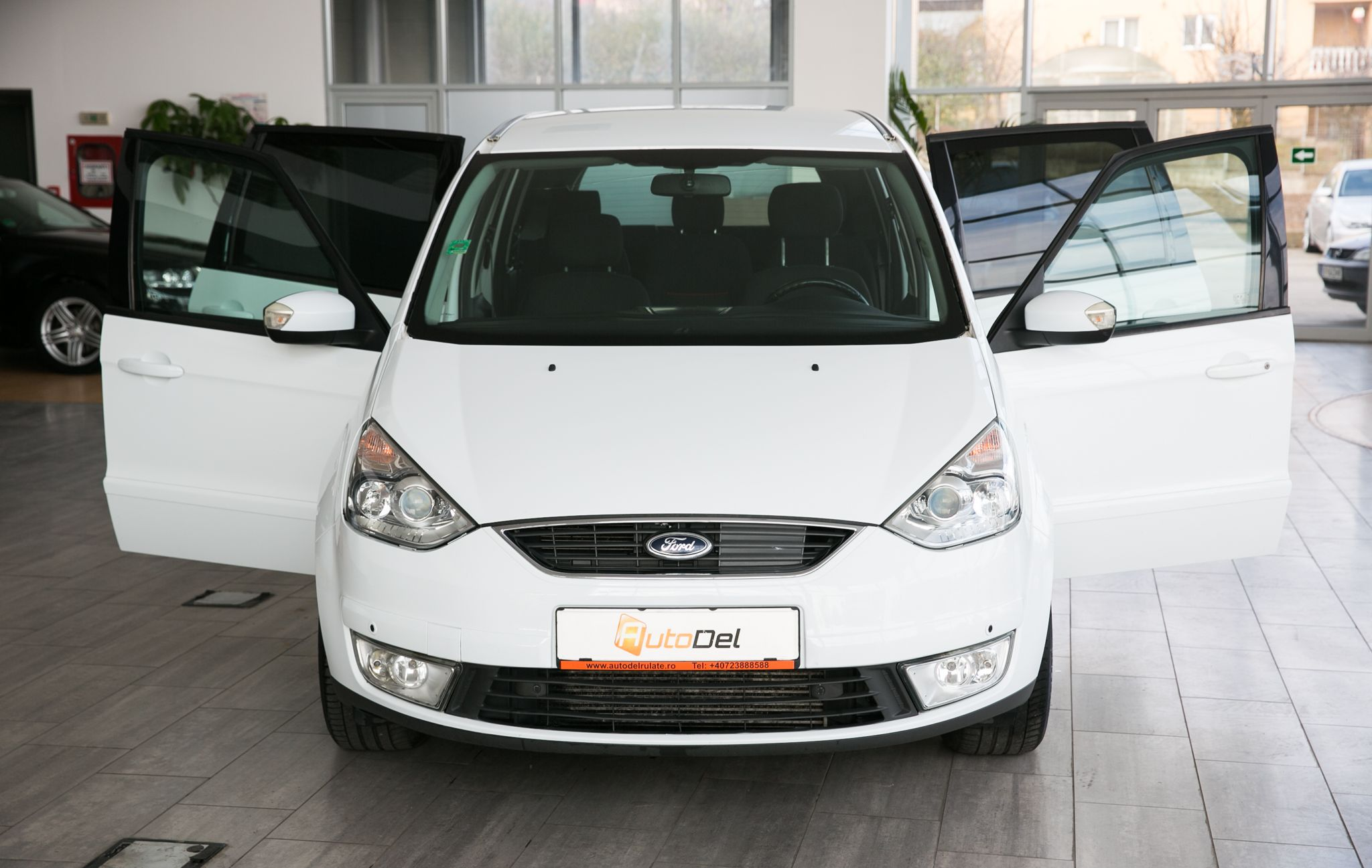 Ford S-Max 2009 Second Hand