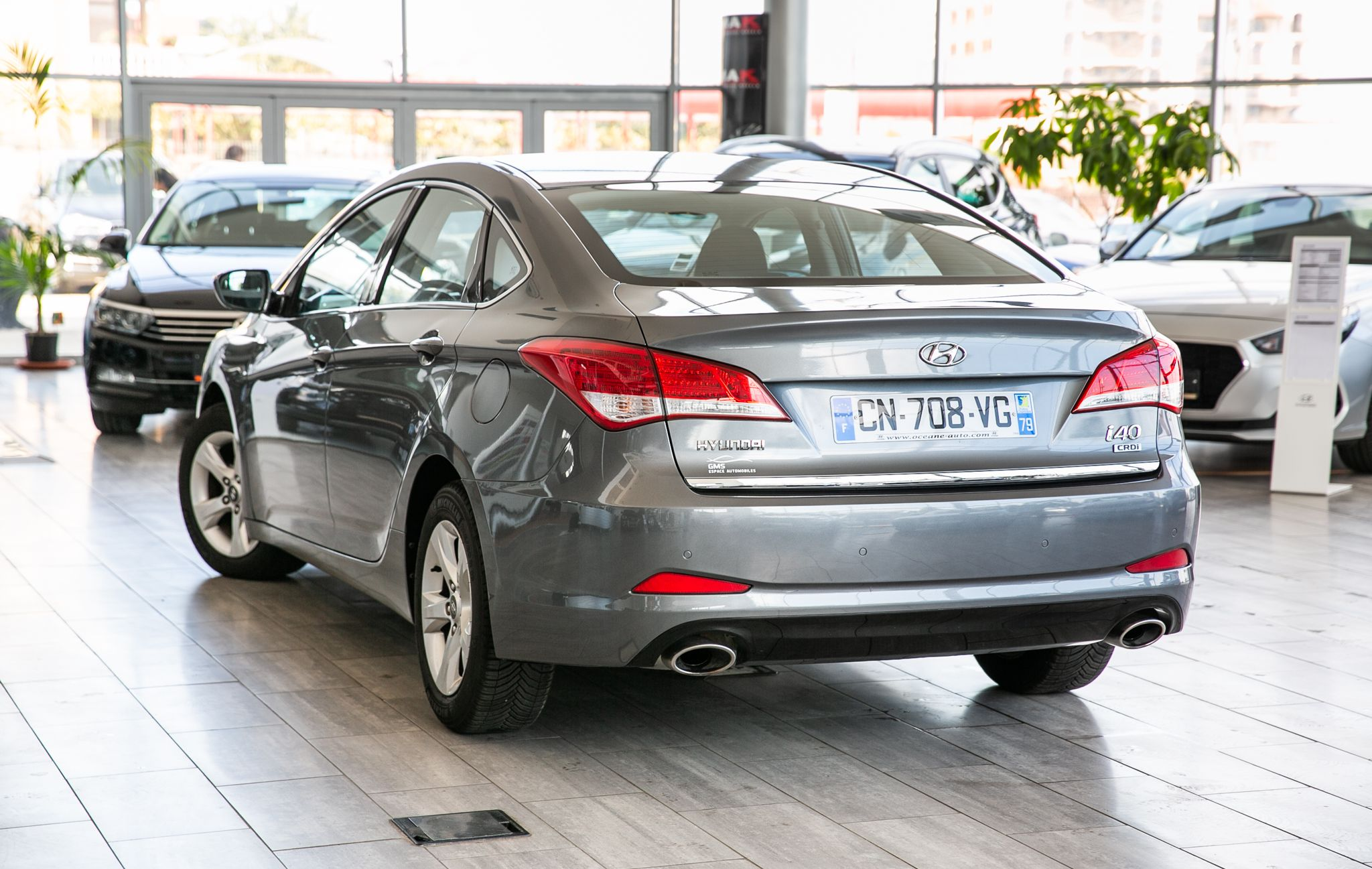 Hyundai i40 2012 Second Hand