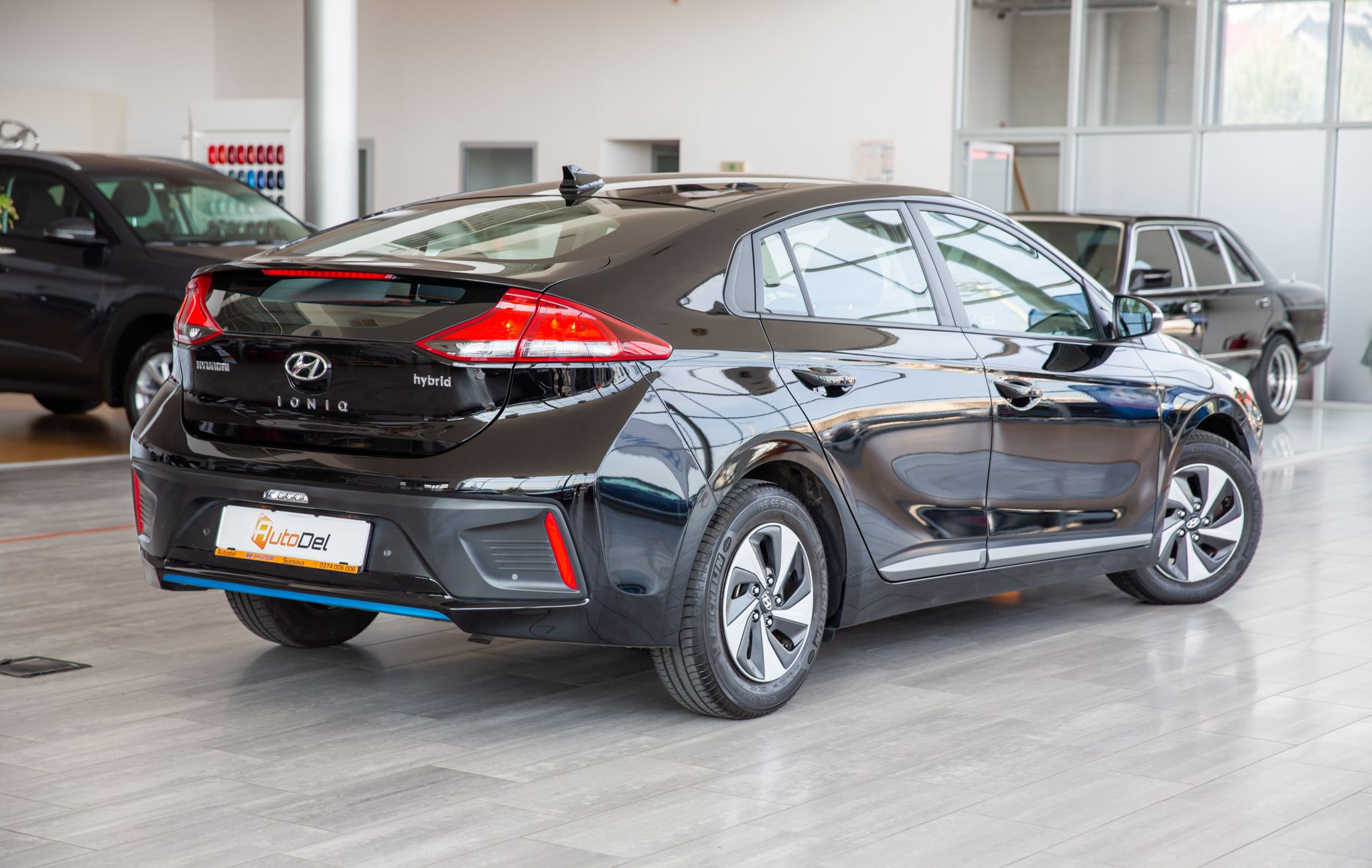 Hyundai Ioniq 2016 Second Hand