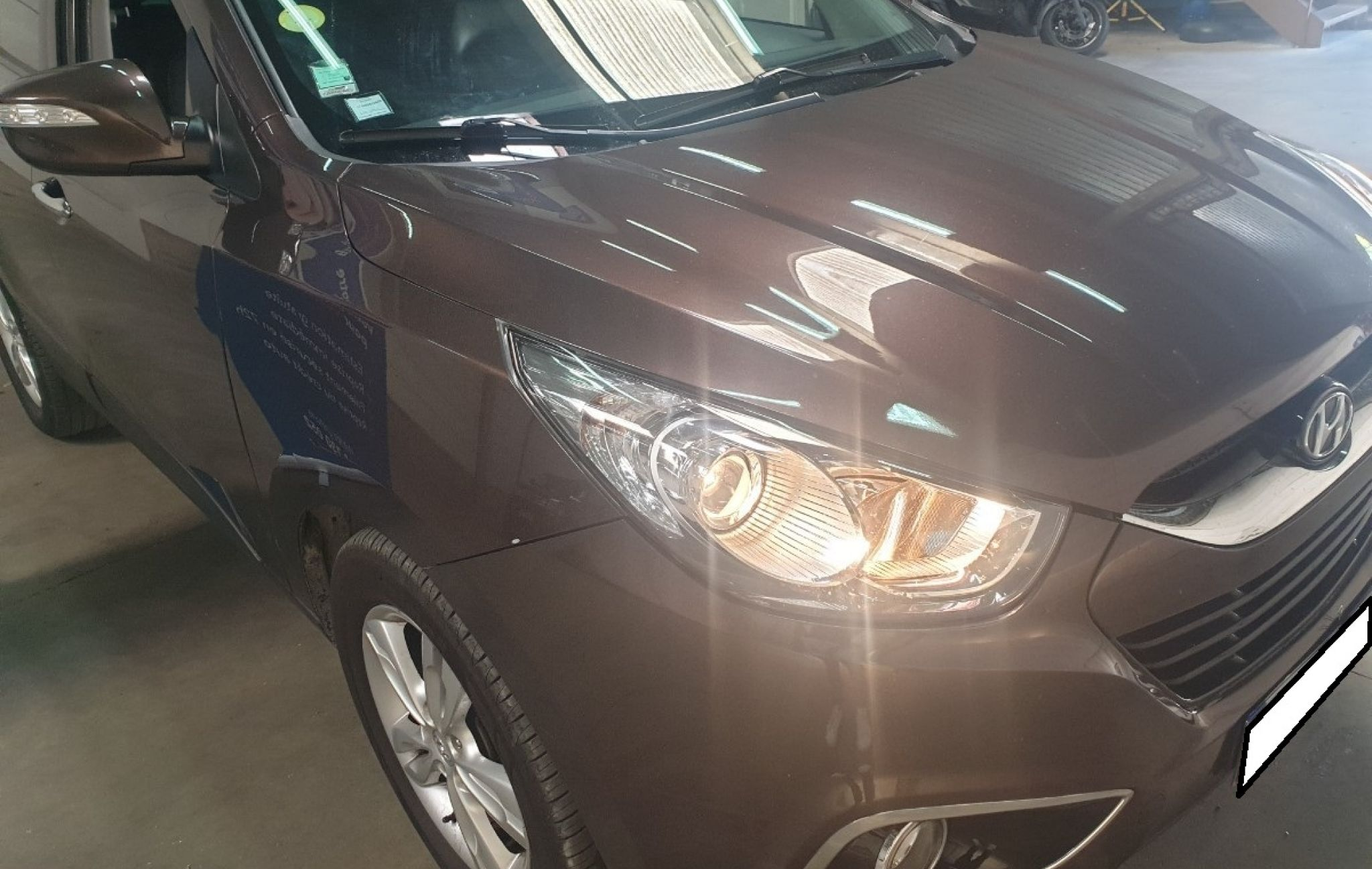 Hyundai ix35 2010 Second Hand