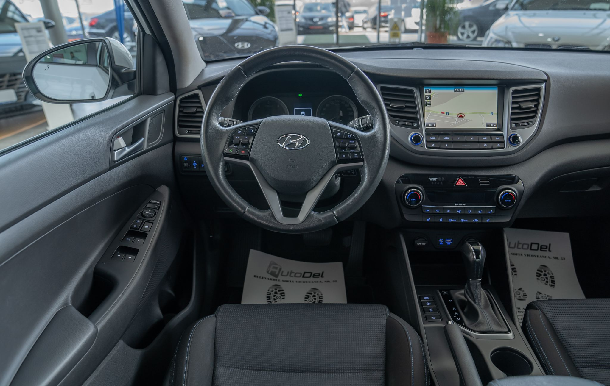 Hyundai Tucson 2015 Second Hand