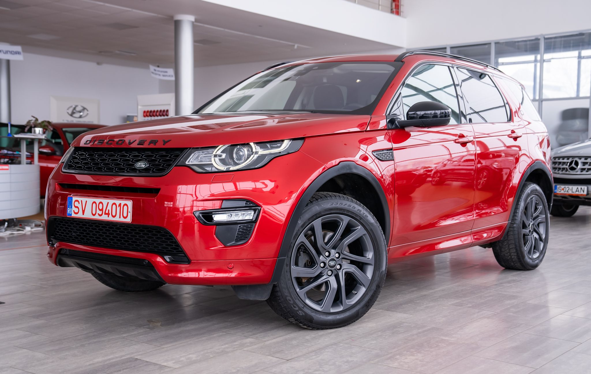 Land Rover Discovery Sport 2017 Second Hand