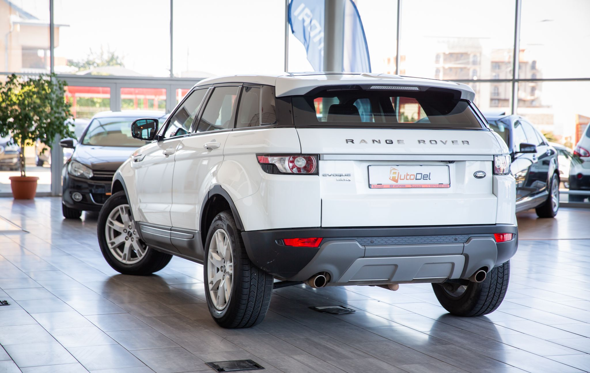 Land Rover Range Rover Evoque 2012 Second Hand