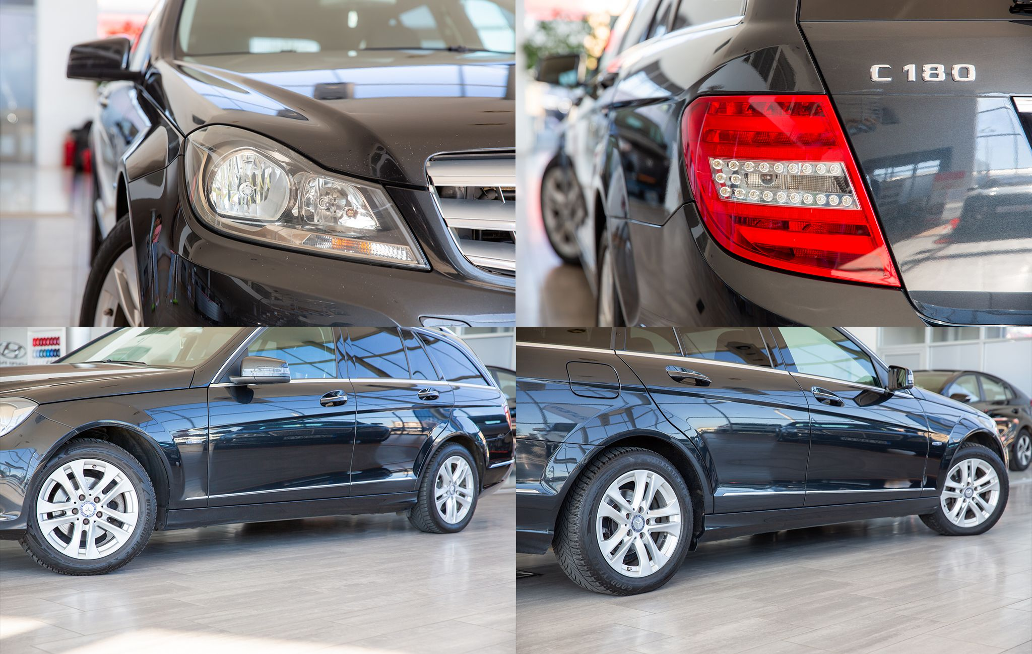 Mercedes-Benz C-Class 2011 Second Hand