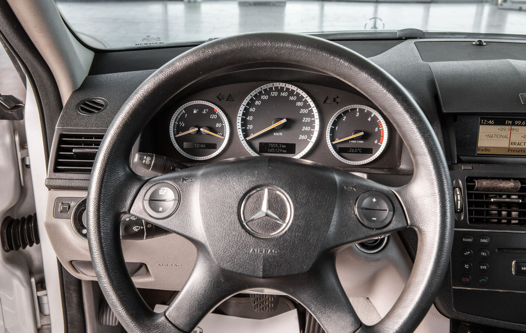 Mercedes-Benz C-Class 2008 Second Hand