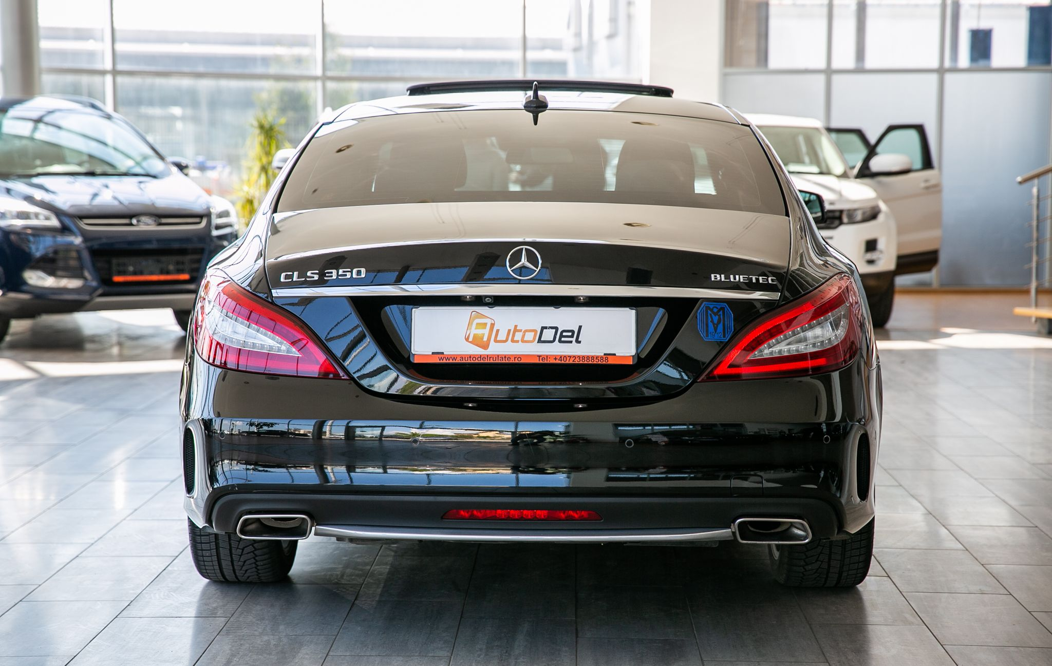 Mercedes-Benz CLS-Class 2015 Second Hand
