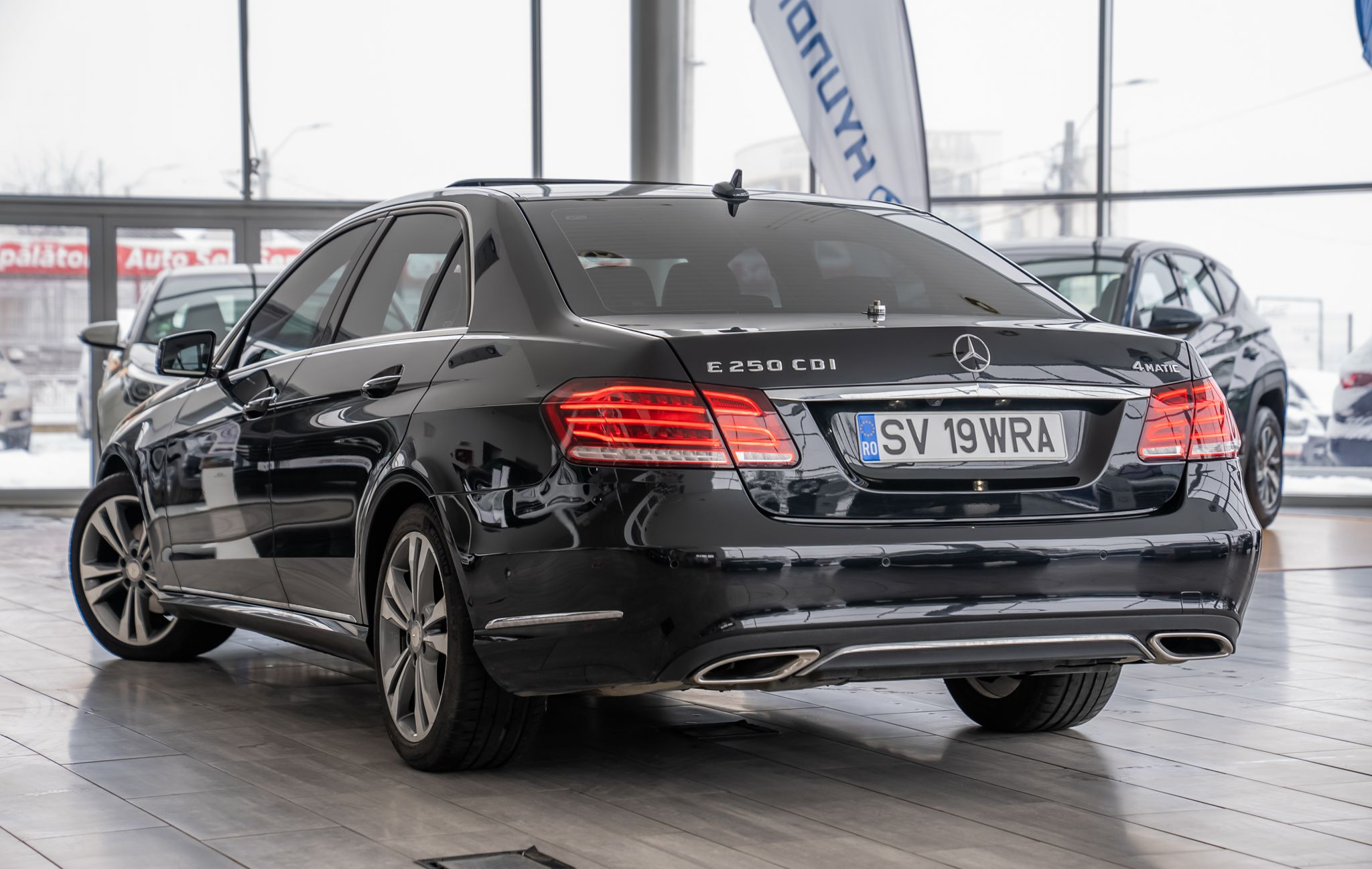 Mercedes-Benz E-Class 2014 Second Hand