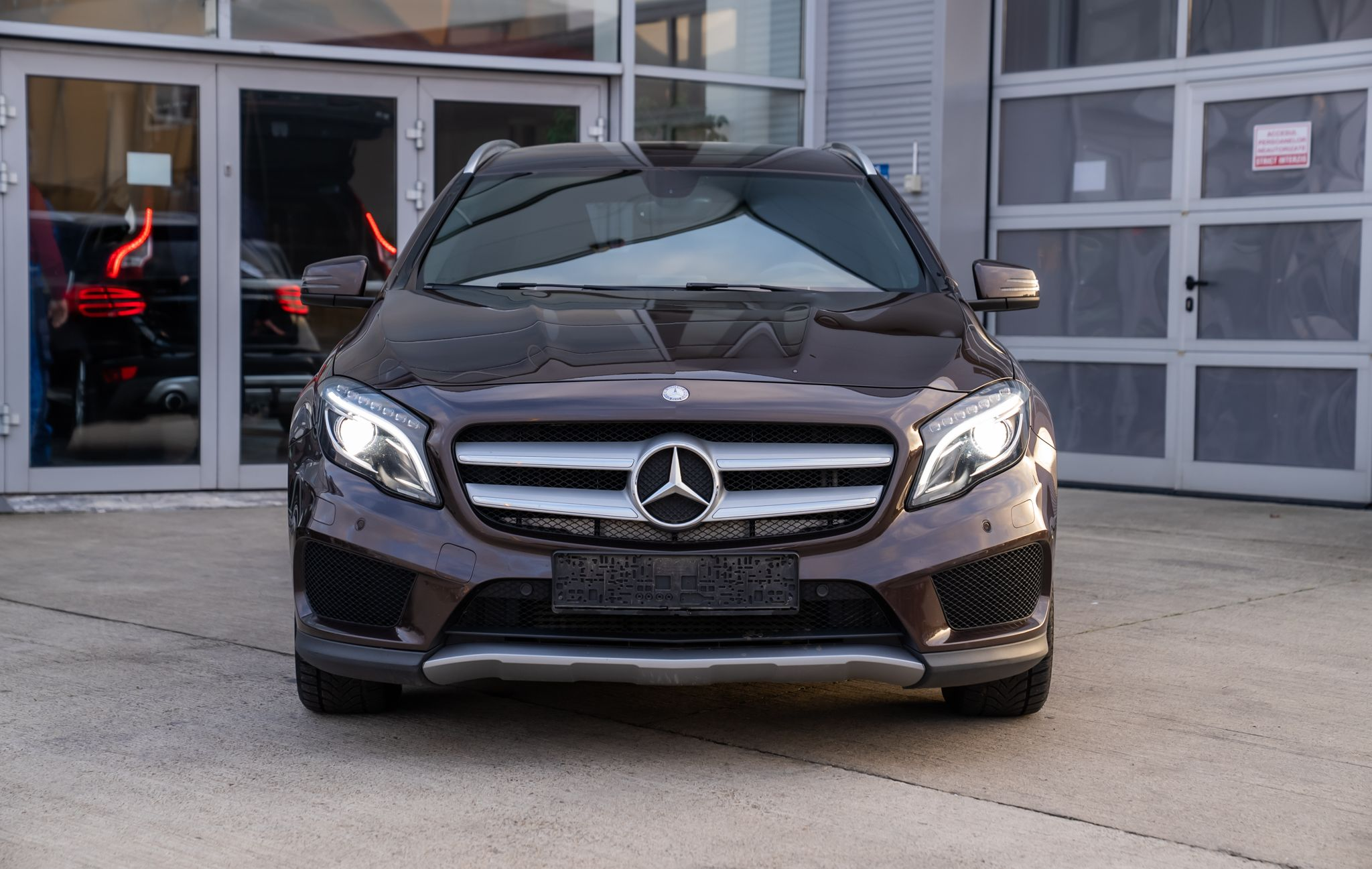 Mercedes-Benz GLA-Class 2014 Second Hand