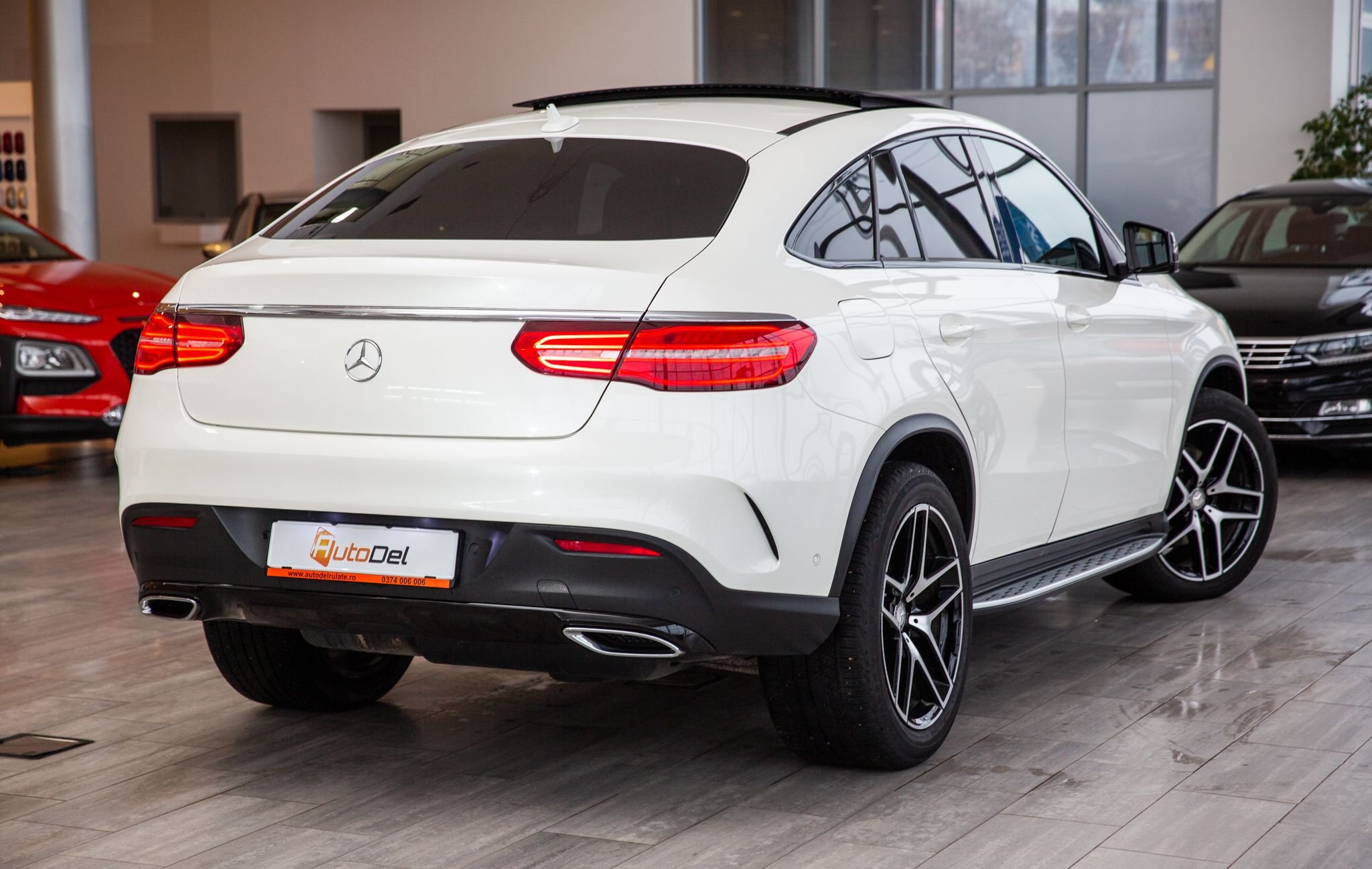Mercedes-Benz GLE-Class 2016 Second Hand