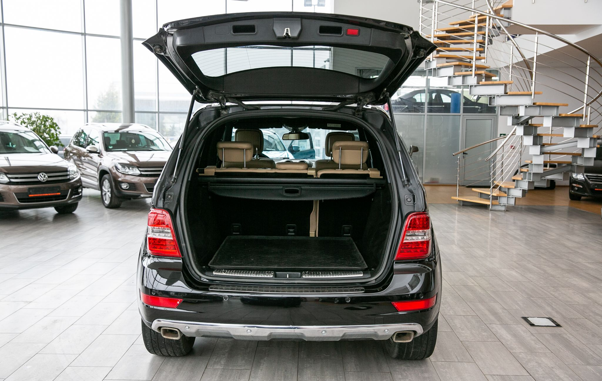 Mercedes-Benz M-Class 2011 Second Hand