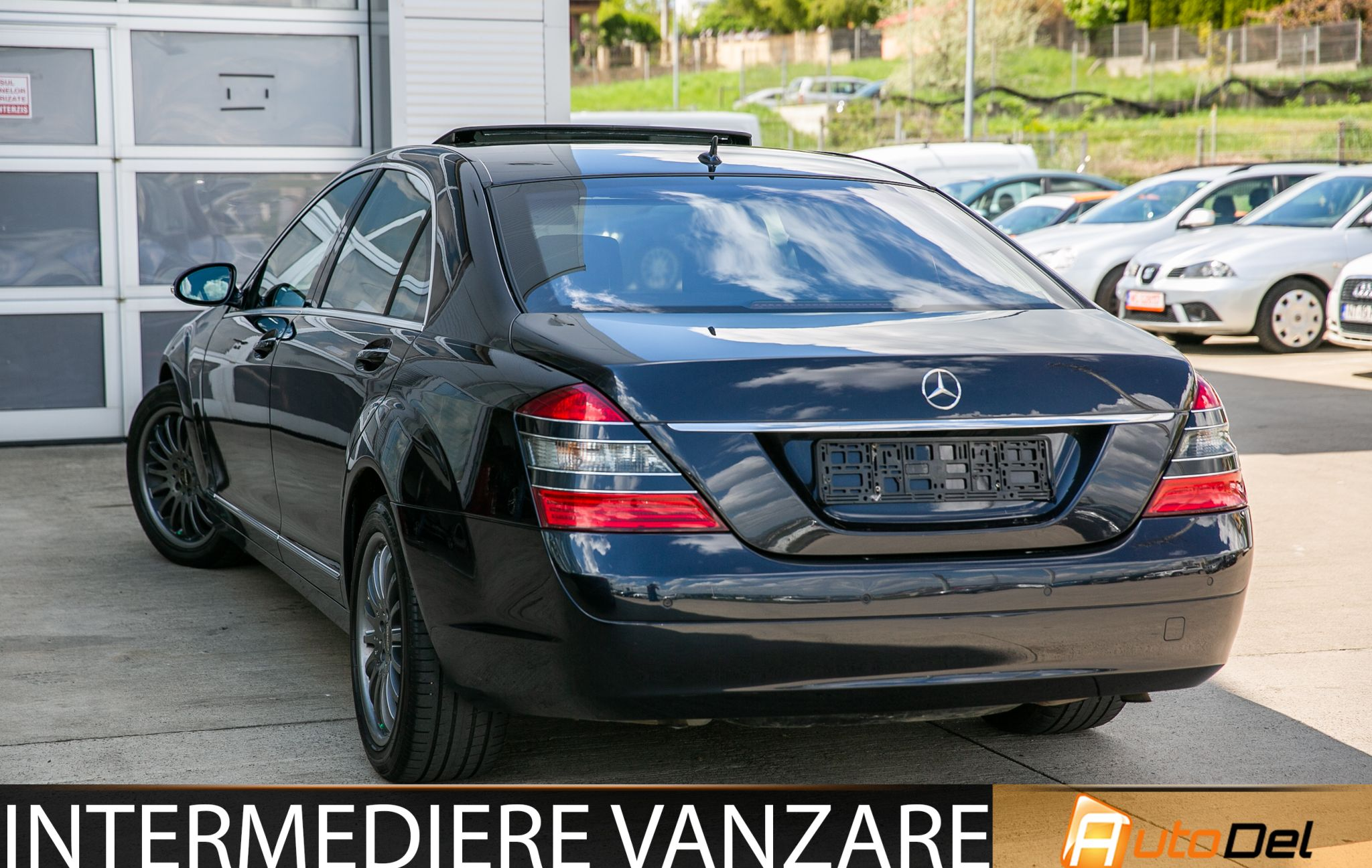 Mercedes-Benz S-Class 2009 Second Hand