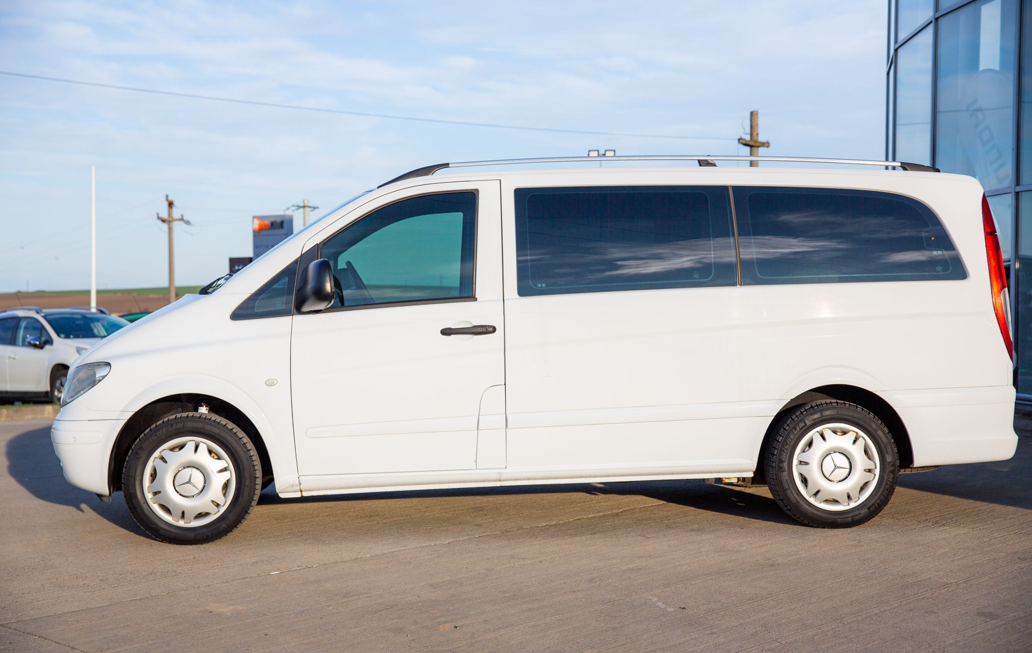 Mercedes-Benz Vito 2007 Second Hand