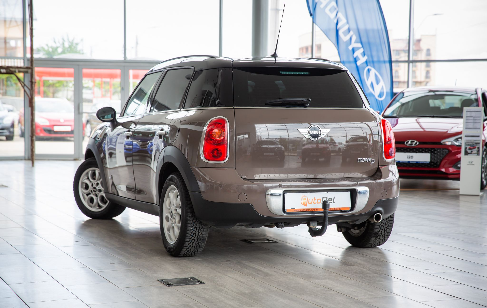 Mini Countryman 2011 Second Hand