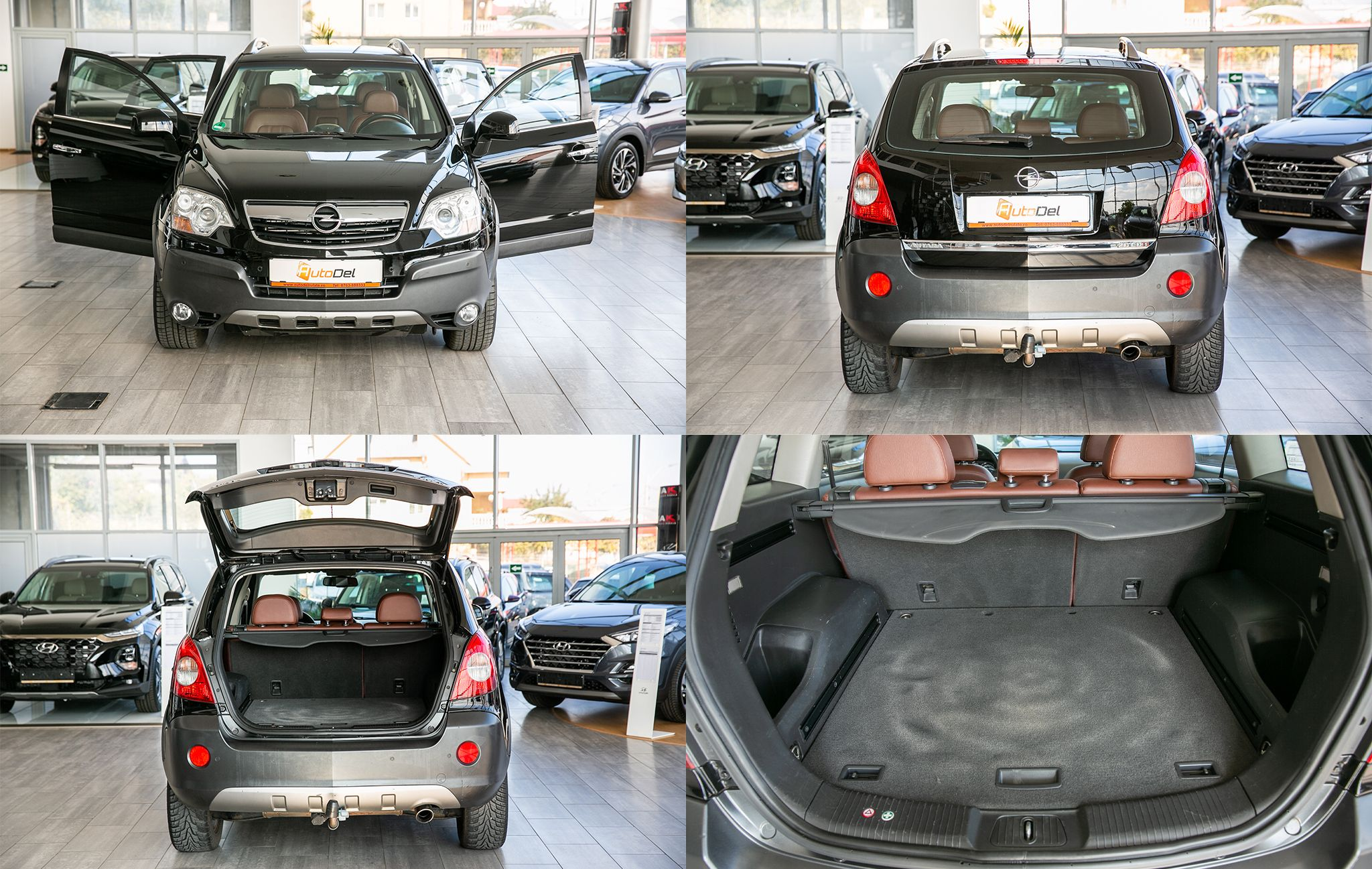 Opel Antara 2007 Second Hand