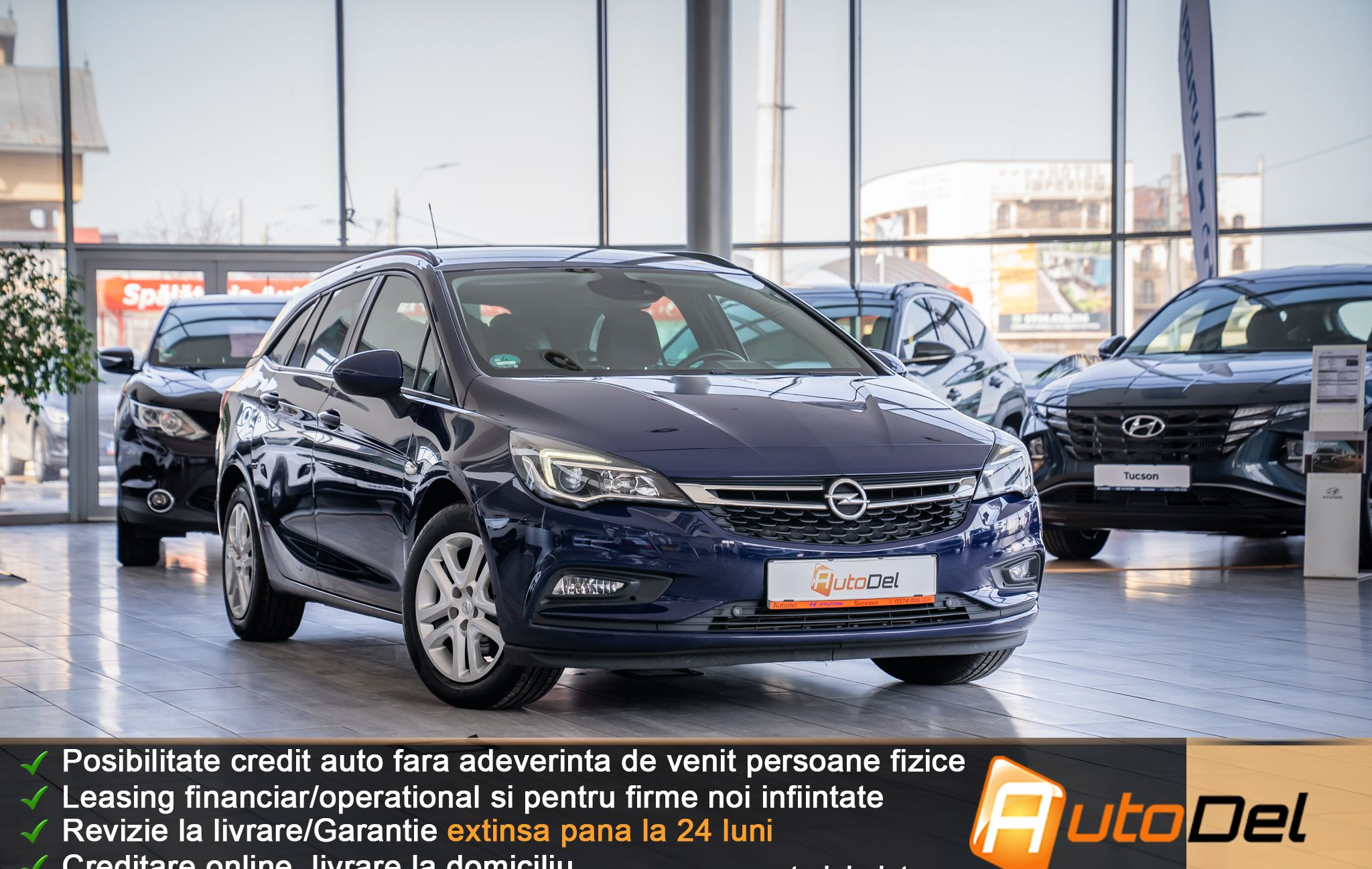 Opel Astra 2016 Second Hand
