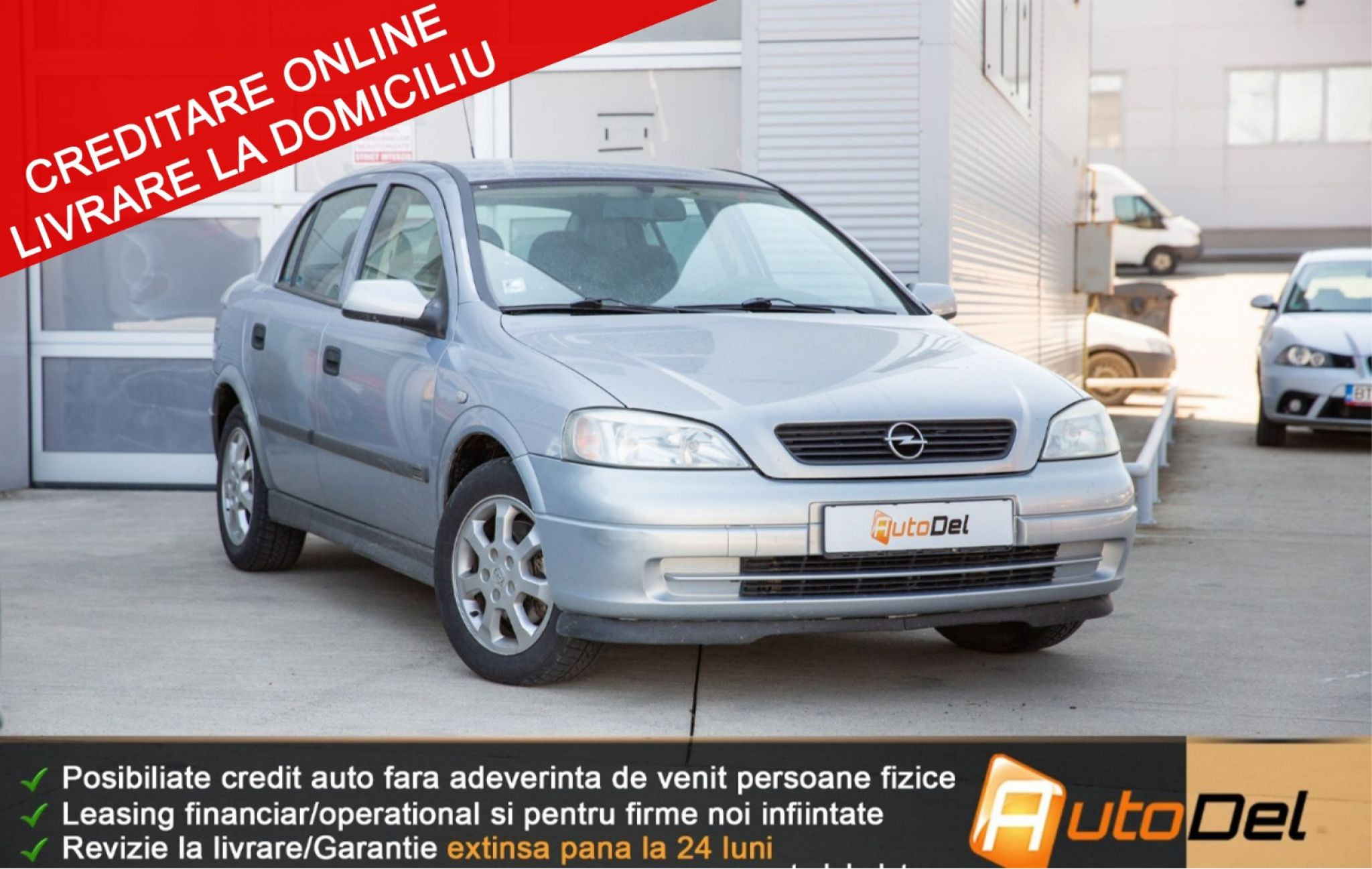 Opel Astra 2002 Second Hand