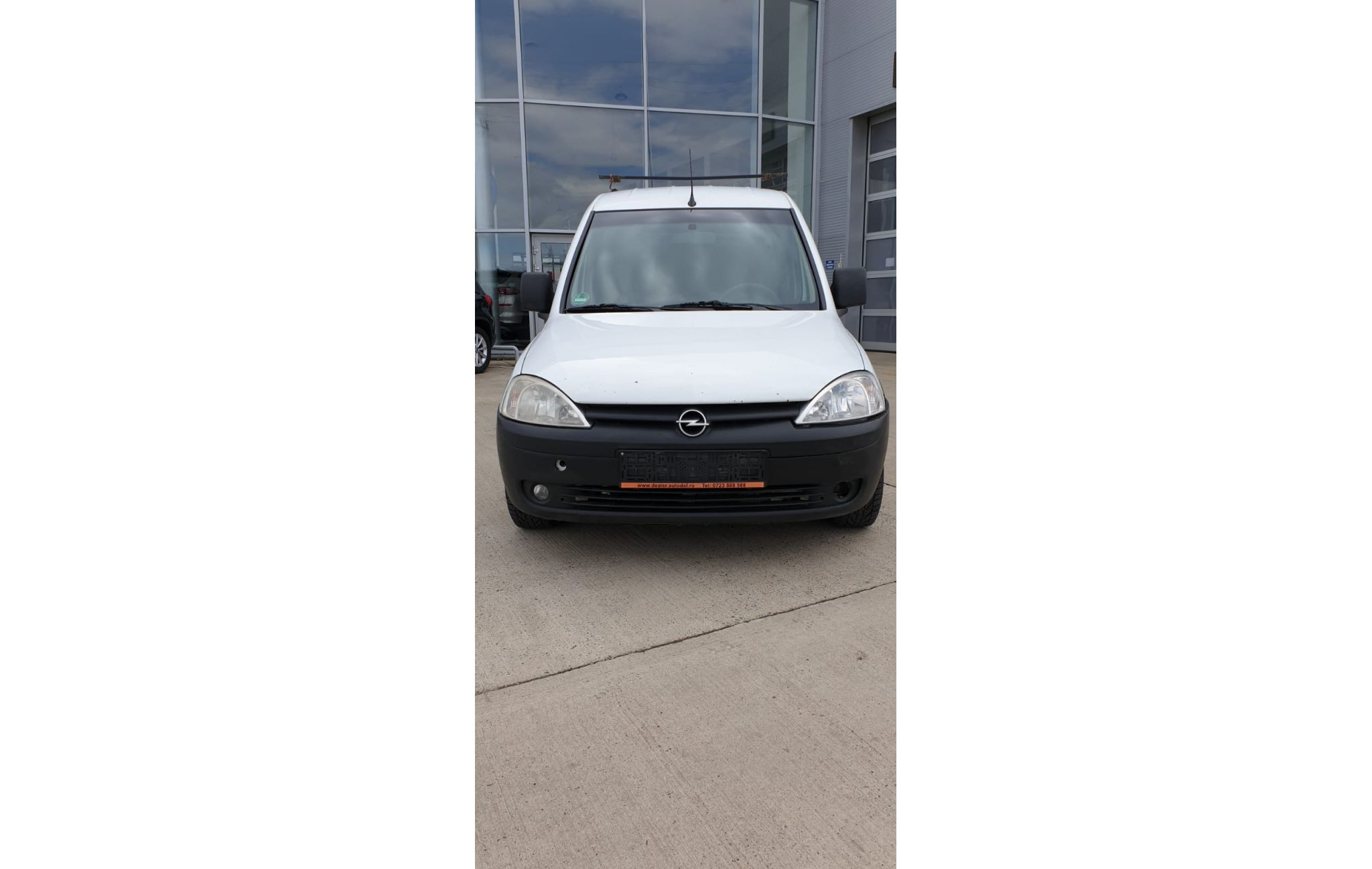 Opel Combo 2008 Second Hand