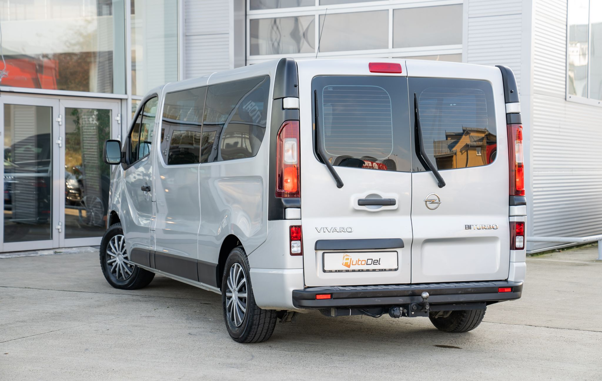 Opel Vivaro 2018 Second Hand