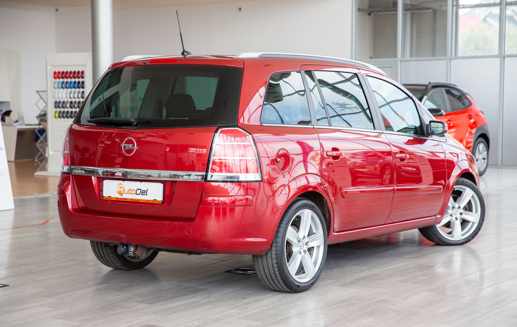Opel Zafira 2006 Second Hand