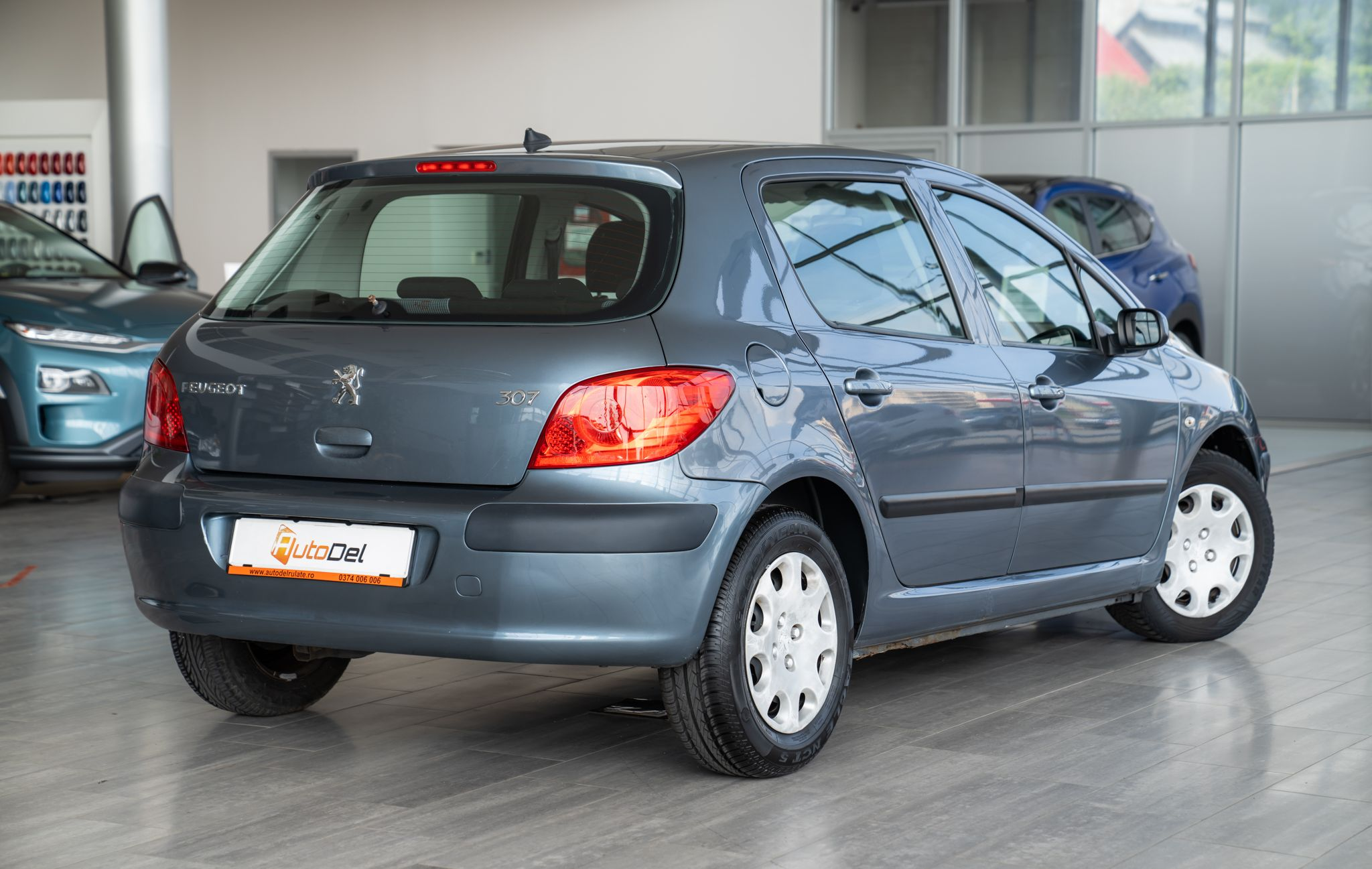 Peugeot 307 2006 Second Hand
