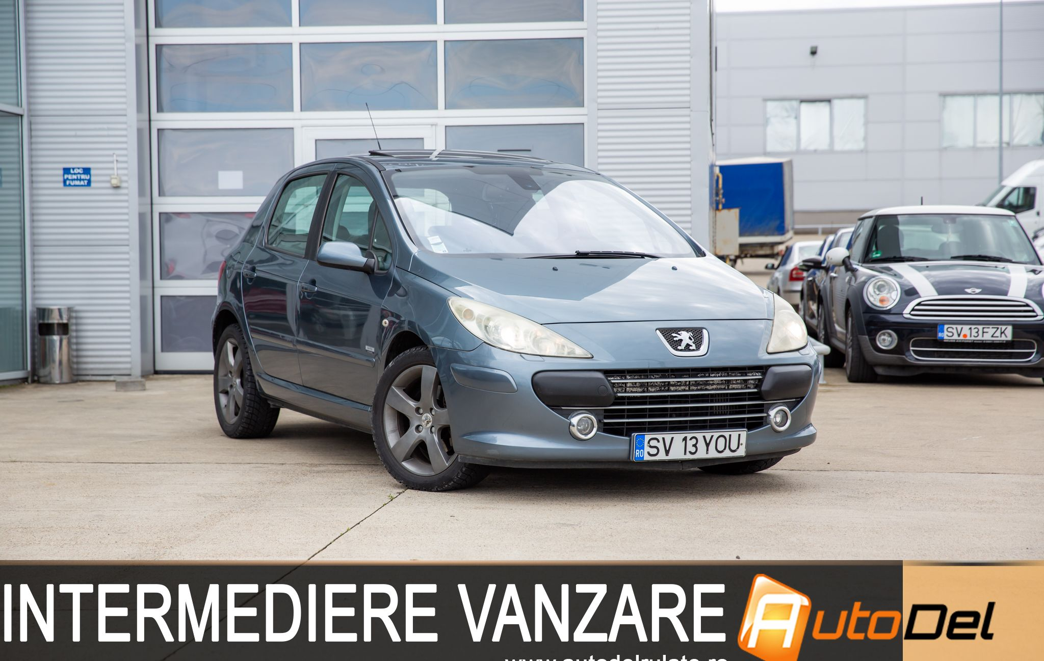 Peugeot 307 2007 Second Hand