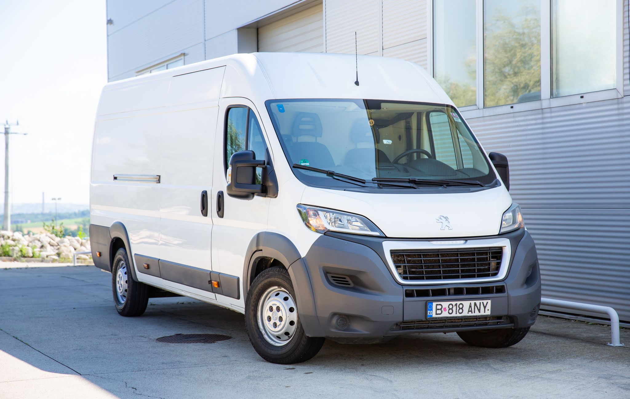 Peugeot Boxer 2015 Second Hand