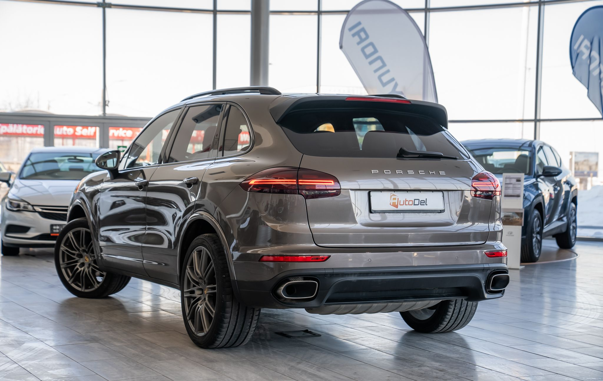 Porsche Cayenne 2016 Second Hand