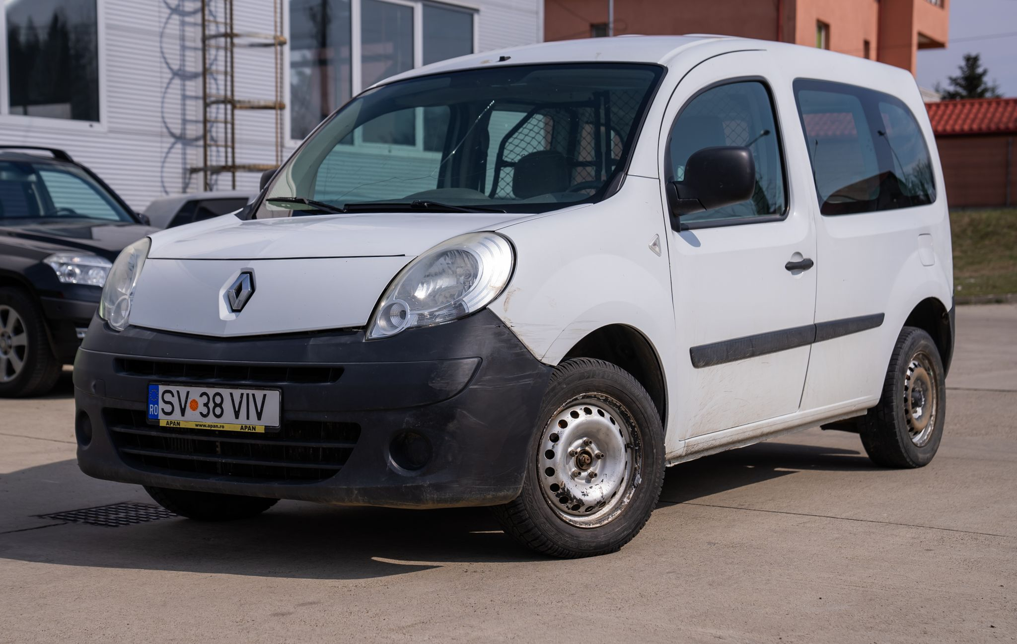 Renault Kangoo 2010 Second Hand