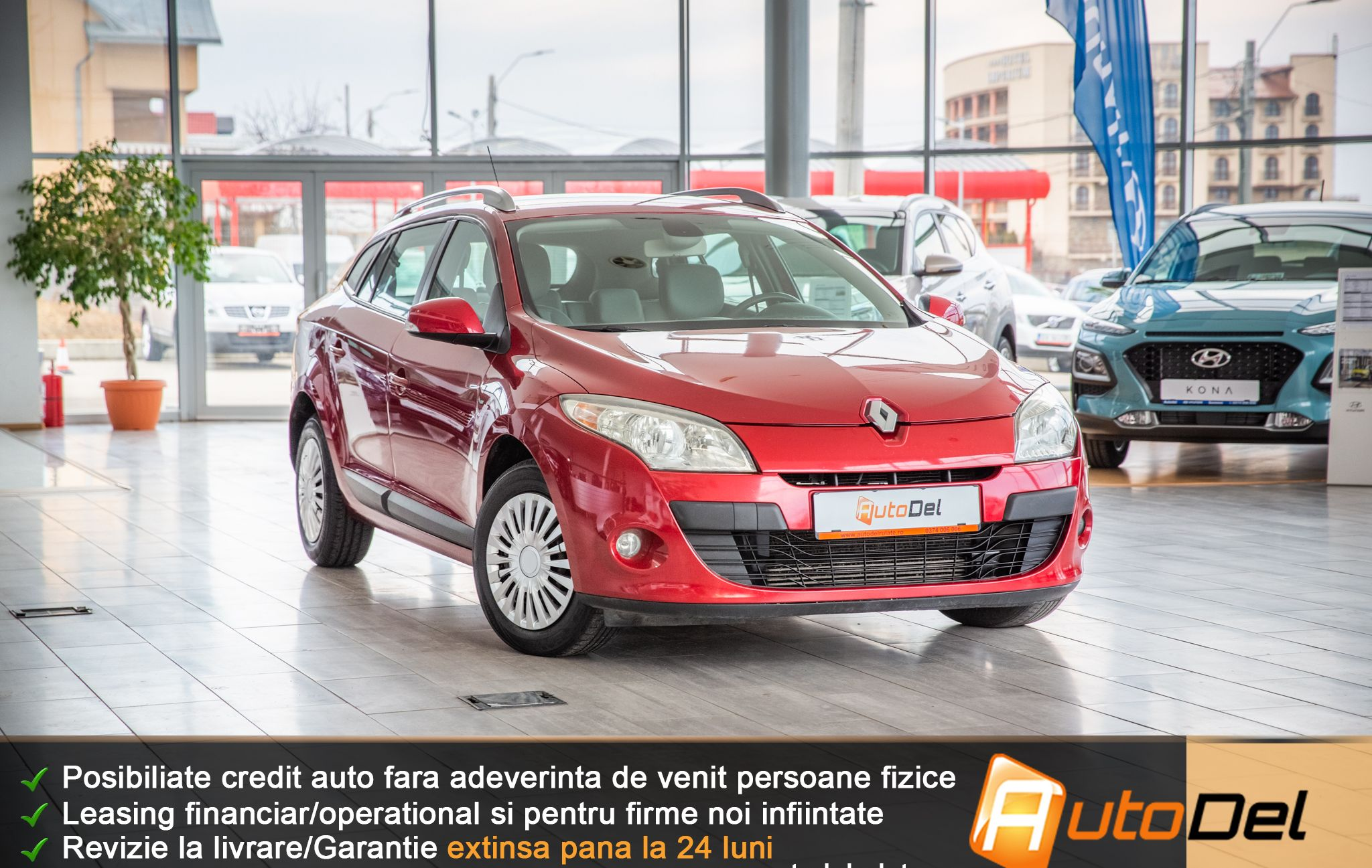 Renault Megane 2010 Second Hand