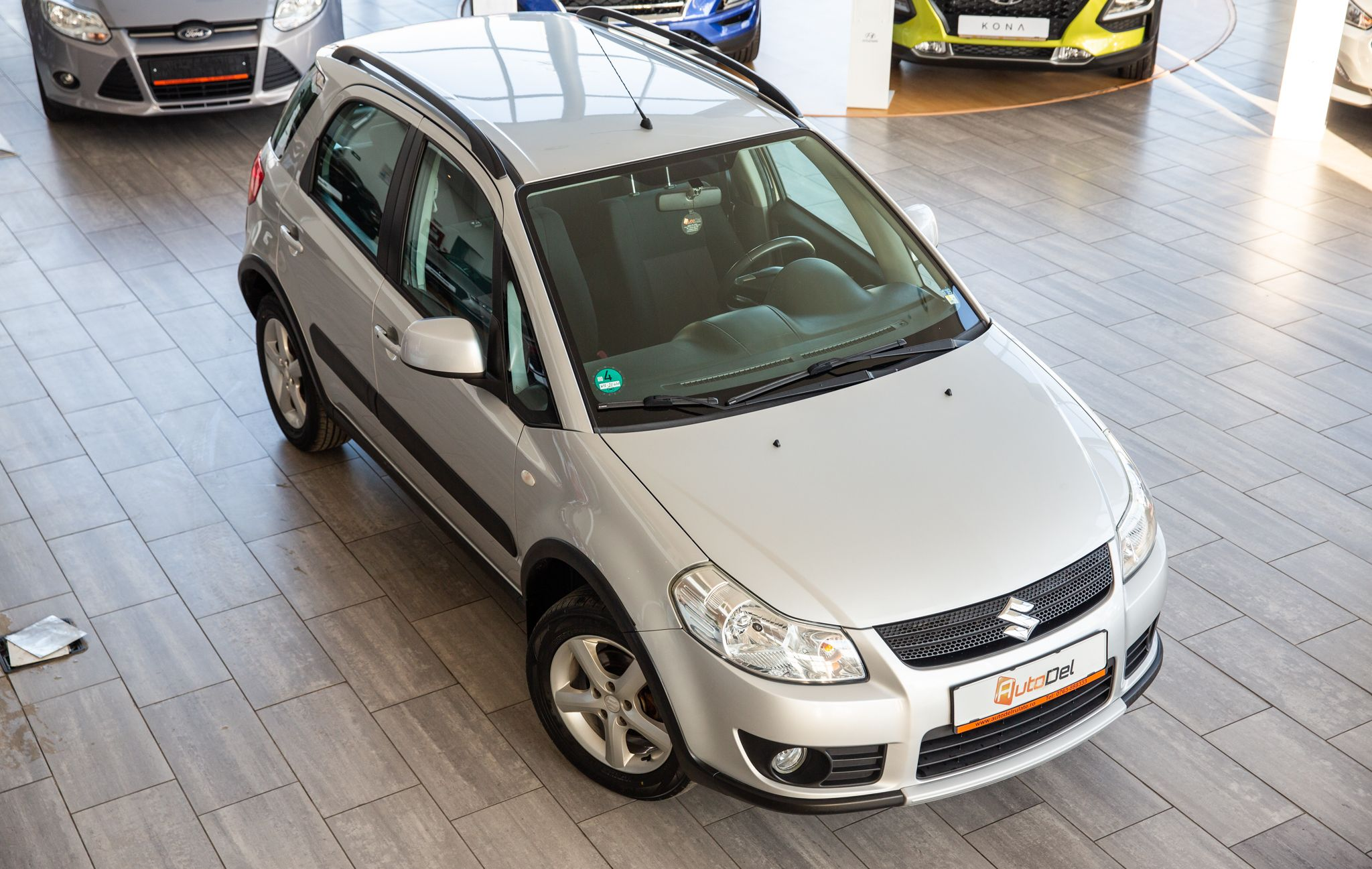 Suzuki SX4 2009 Second Hand