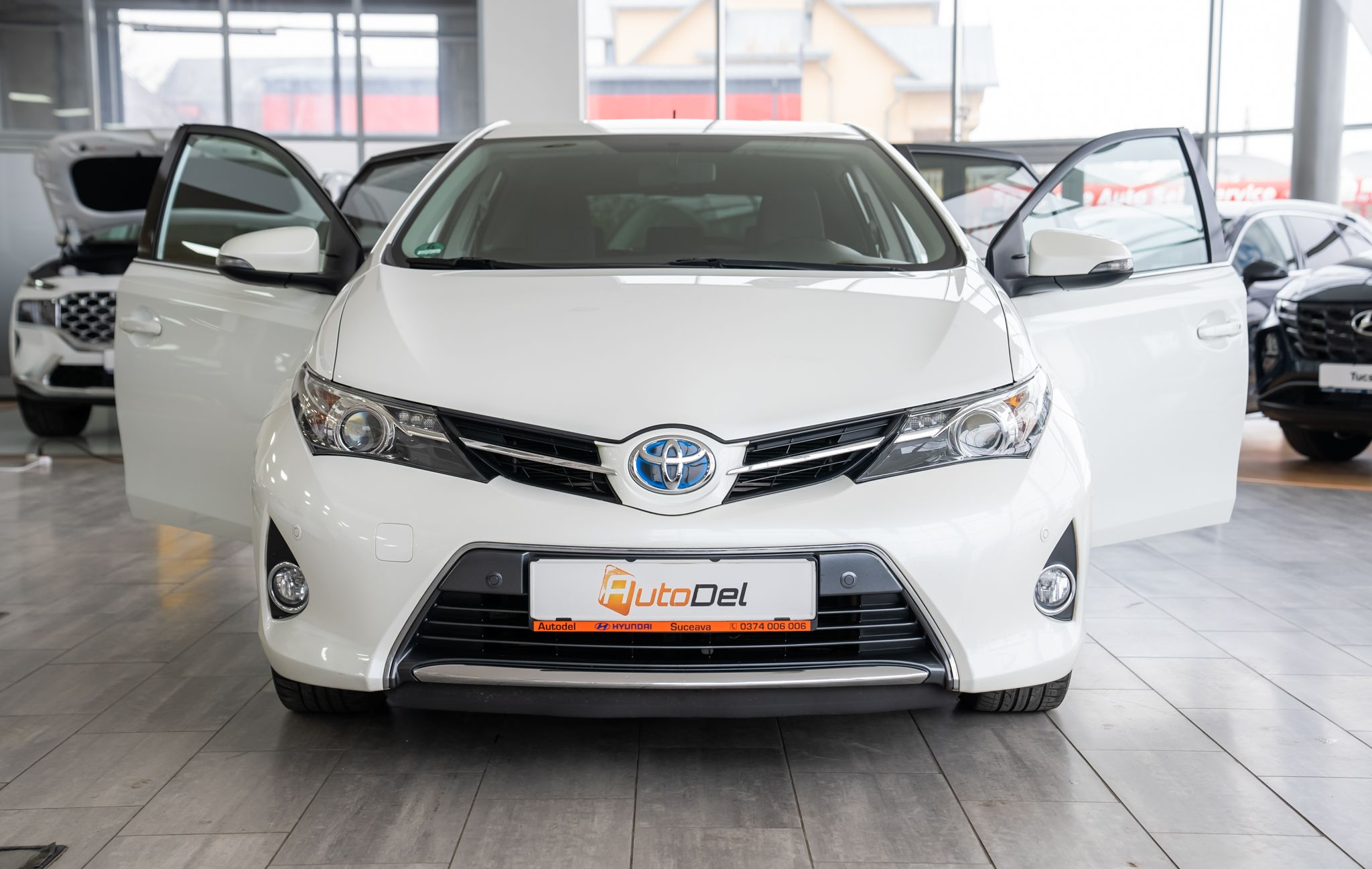 Toyota Auris 2013 Second Hand