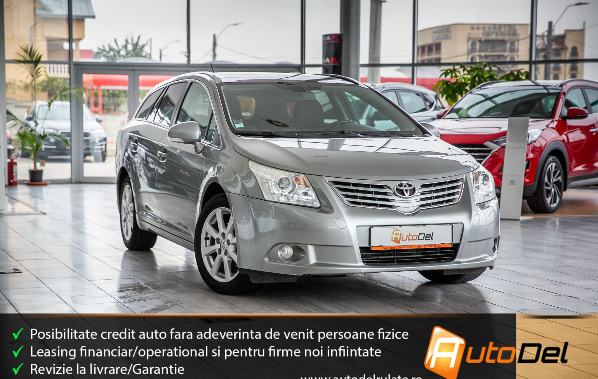 Toyota Avensis 2009 Second Hand