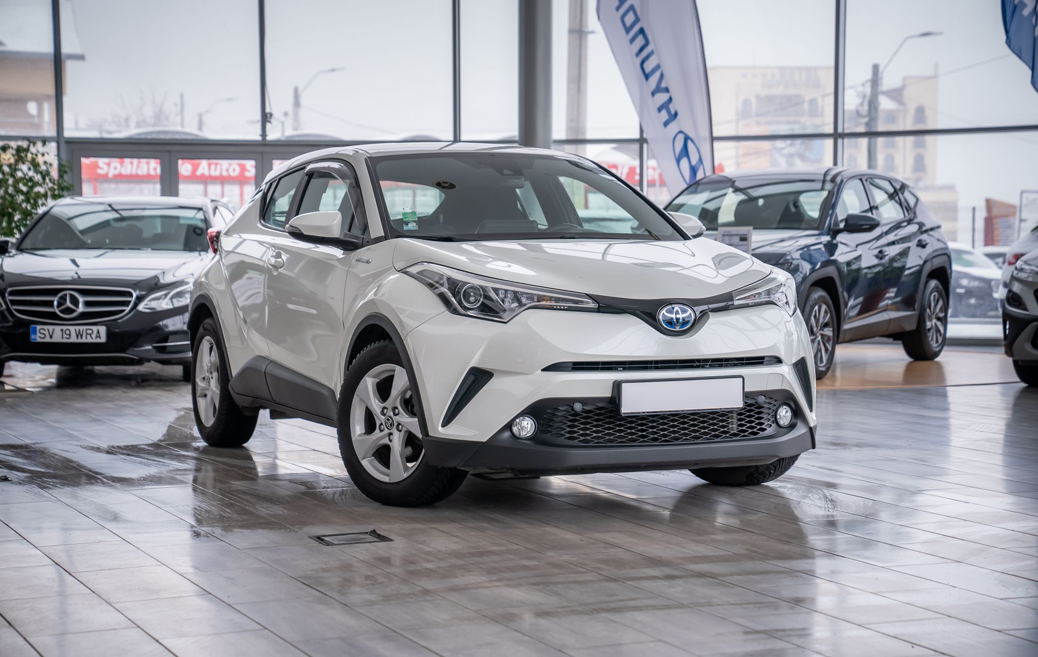 Toyota C-HR 2016 Second Hand
