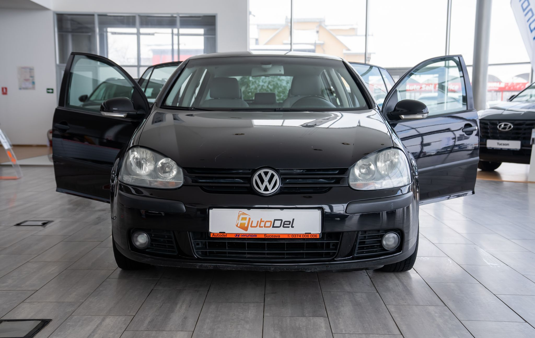 Volkswagen Golf 2004 Second Hand